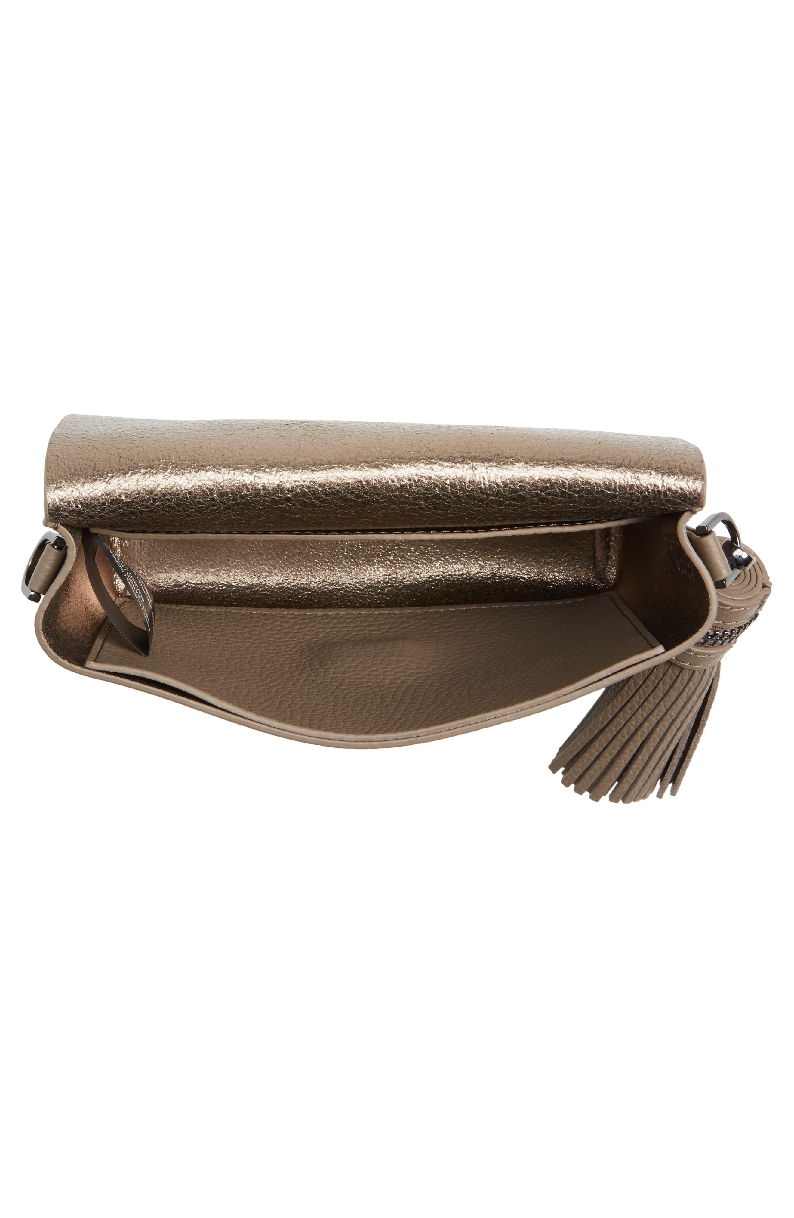 Alternate Image 4  - Botkier Vivi Leather Crossbody Bag