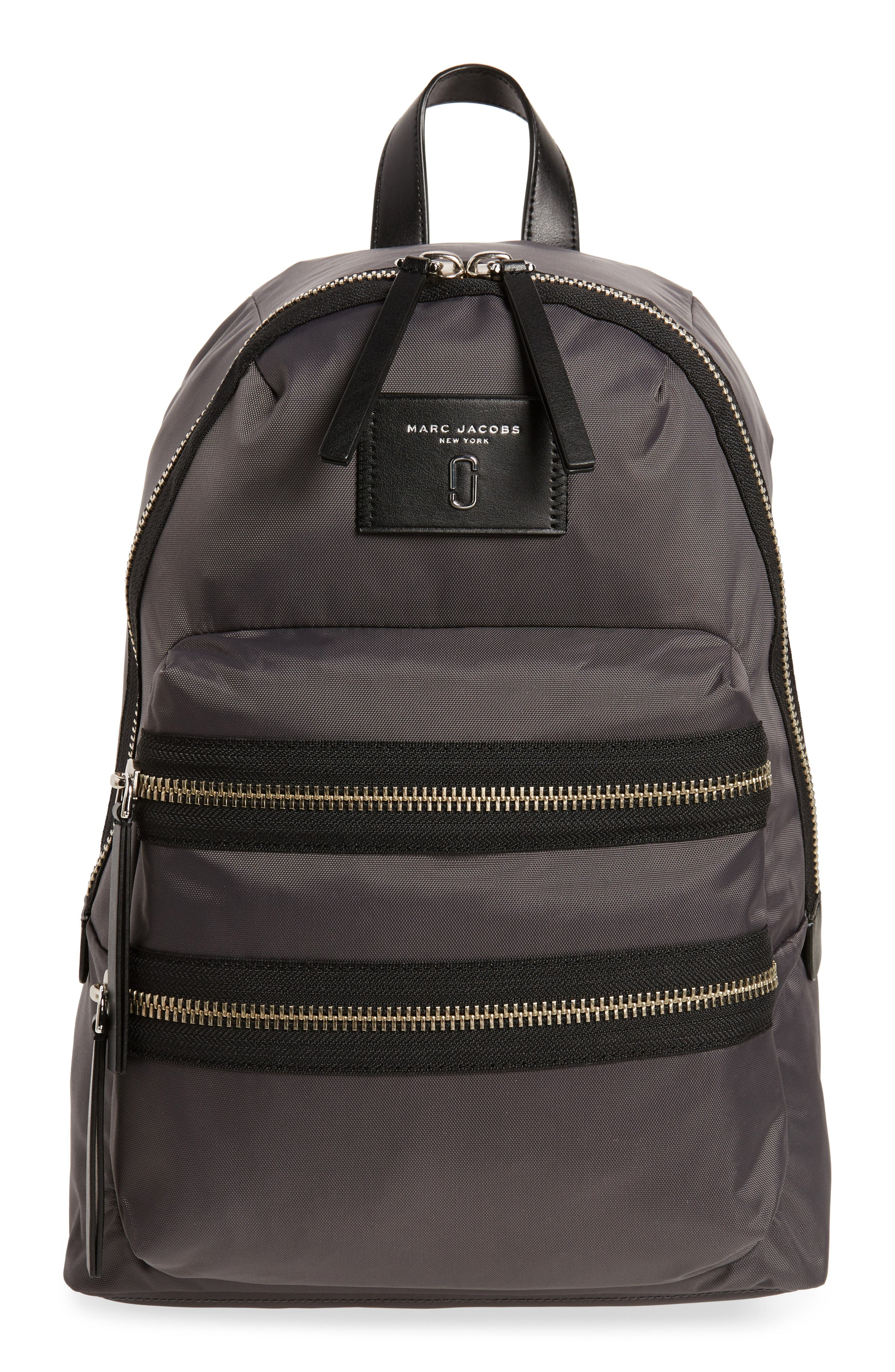 Alternate Image 1 Selected - MARC JACOBS Biker Nylon Backpack