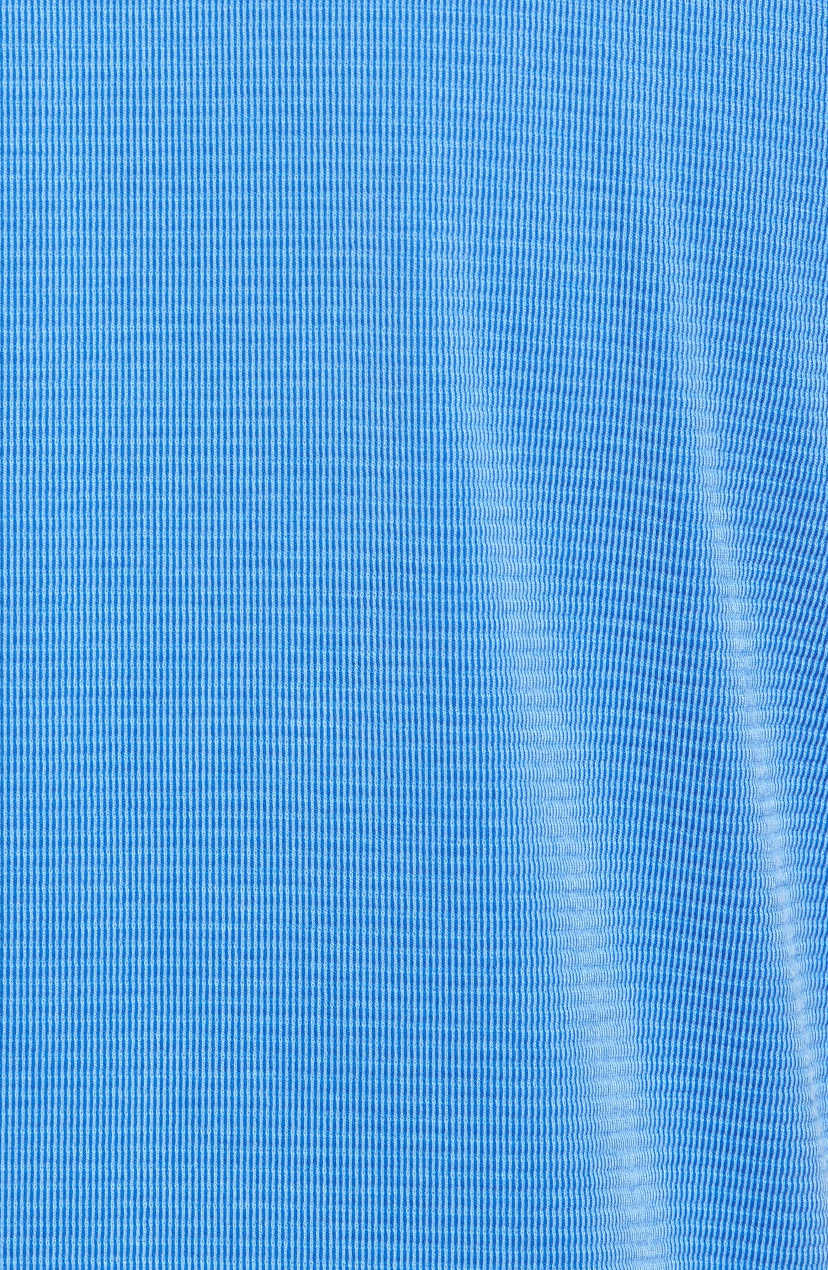 Coastal Crest Polo,                             Alternate thumbnail 5, color,                             Cobalt Sea