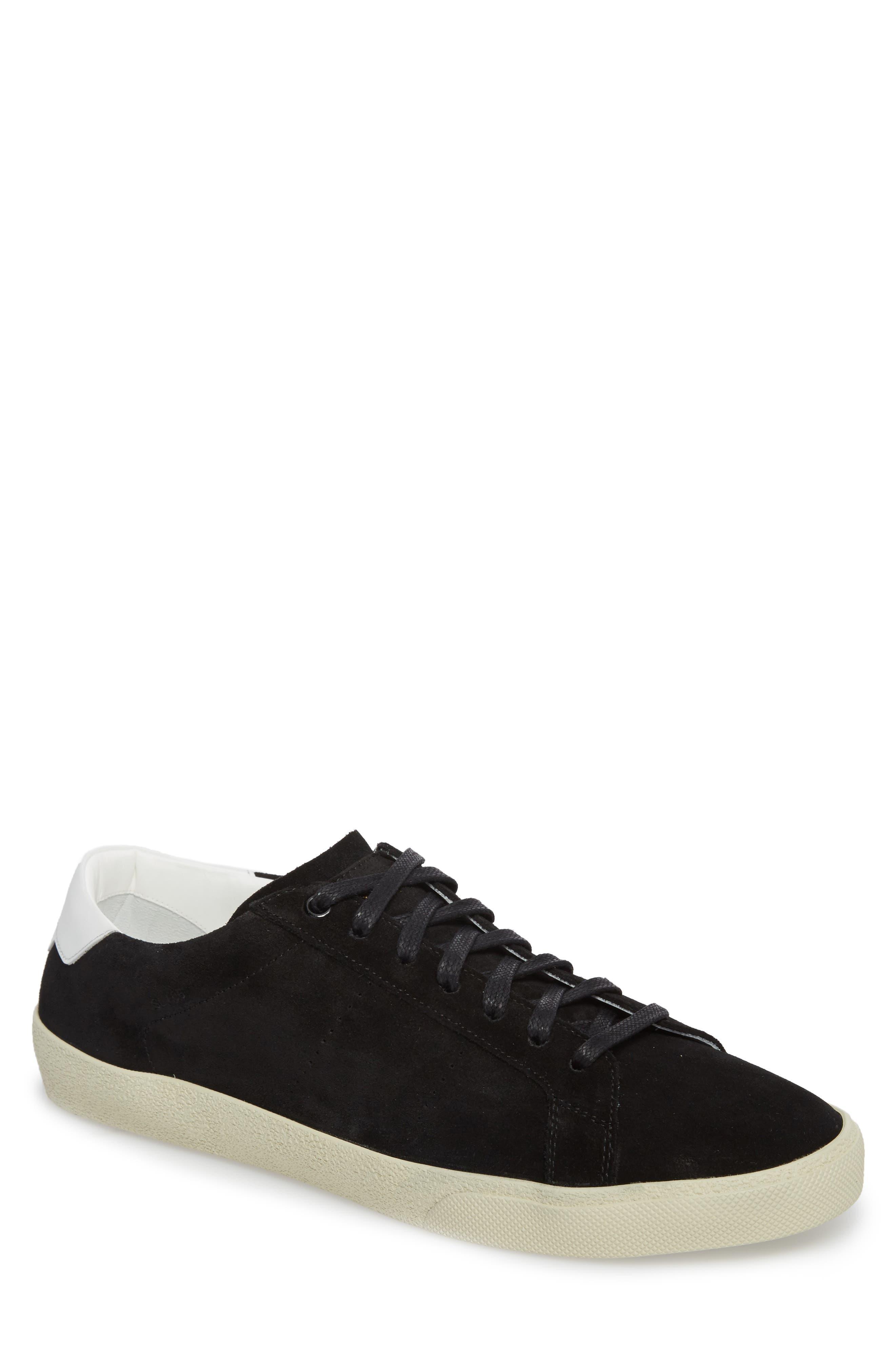 Saint Laurent Alpha Low Top Sneaker (Men)