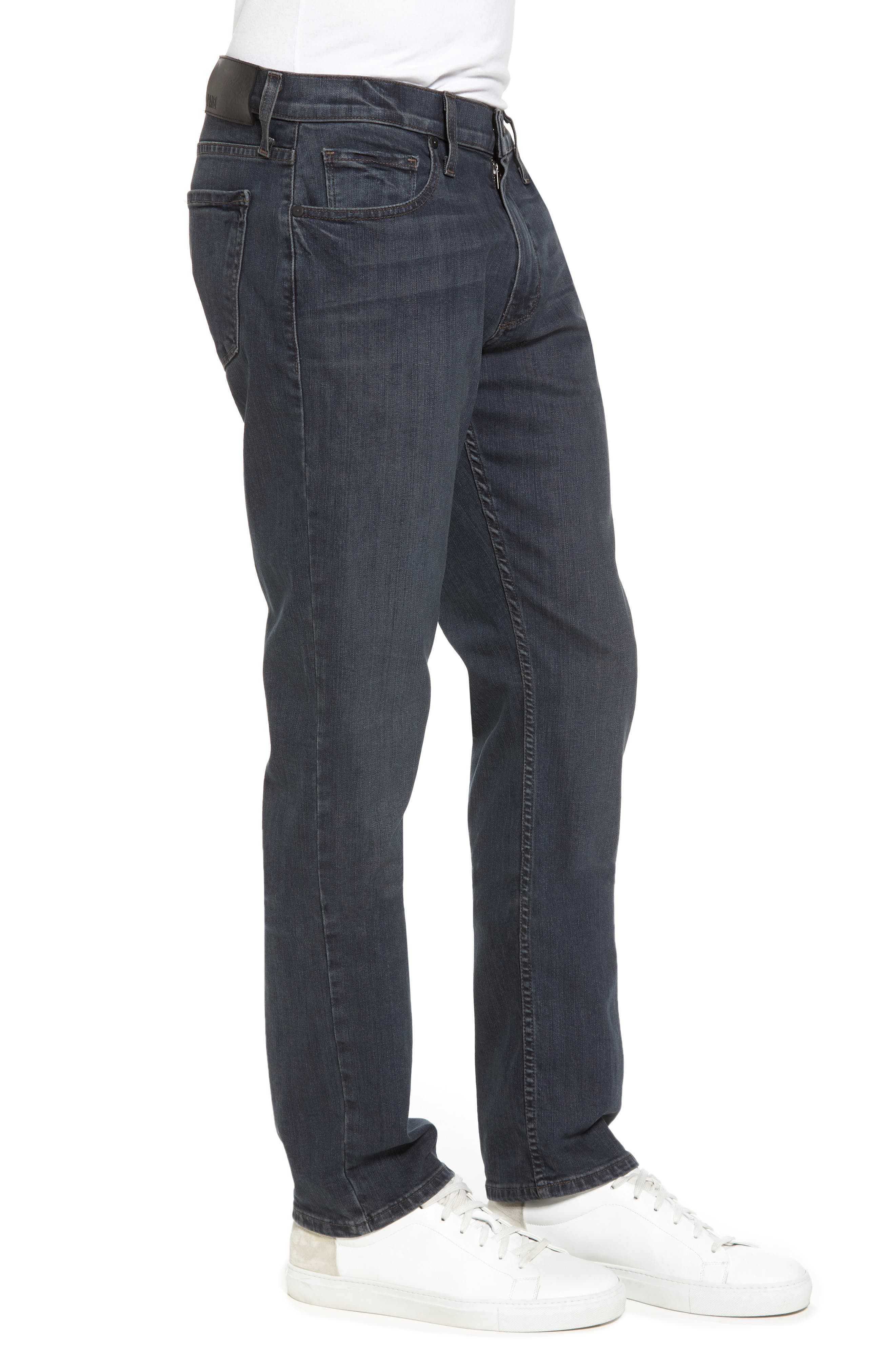 Legacy - Federal Slim Straight Leg Jeans,                             Alternate thumbnail 3, color,                             Triton