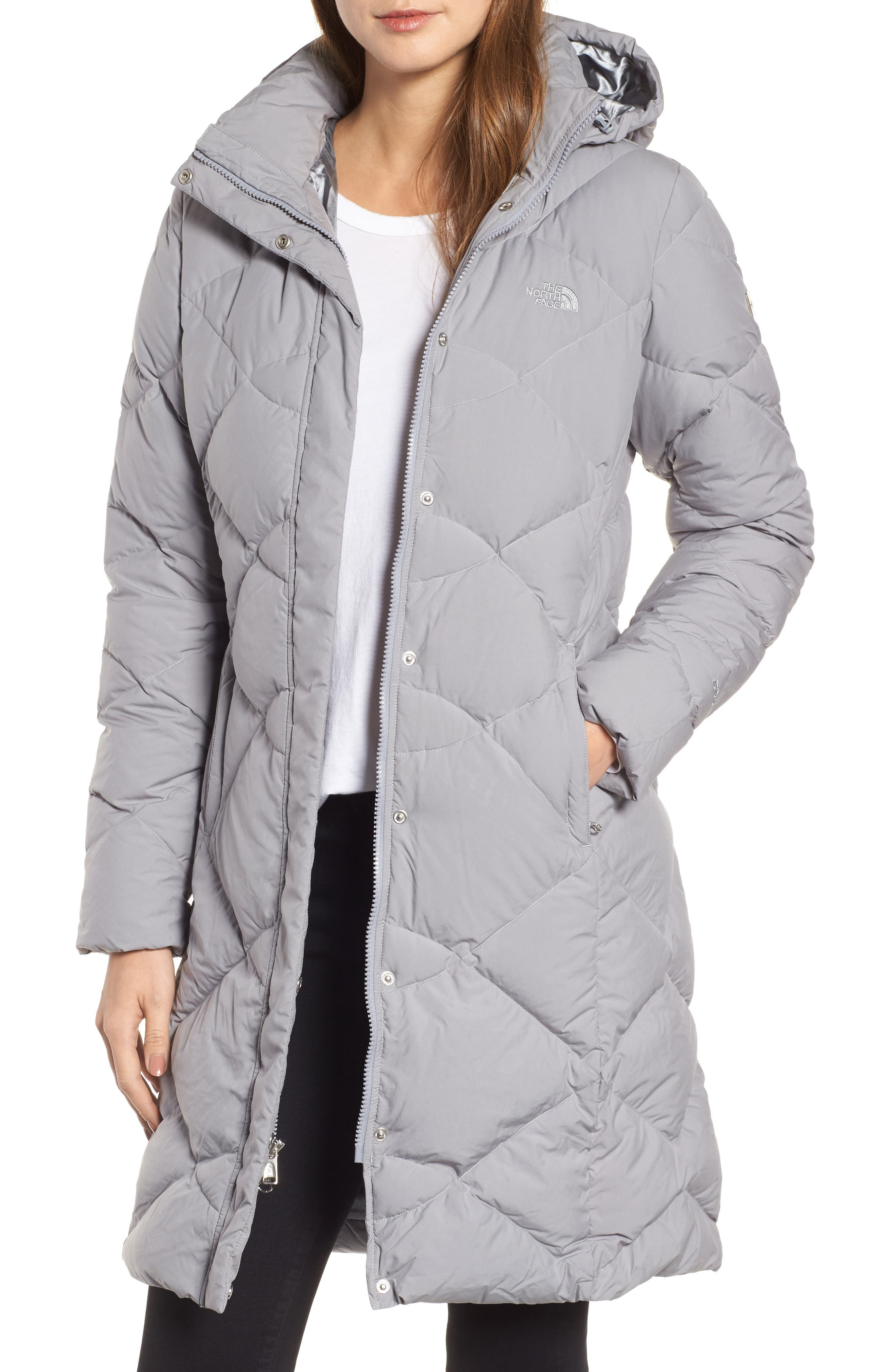 Main Image - The North Face 'Miss Metro' Hooded Parka