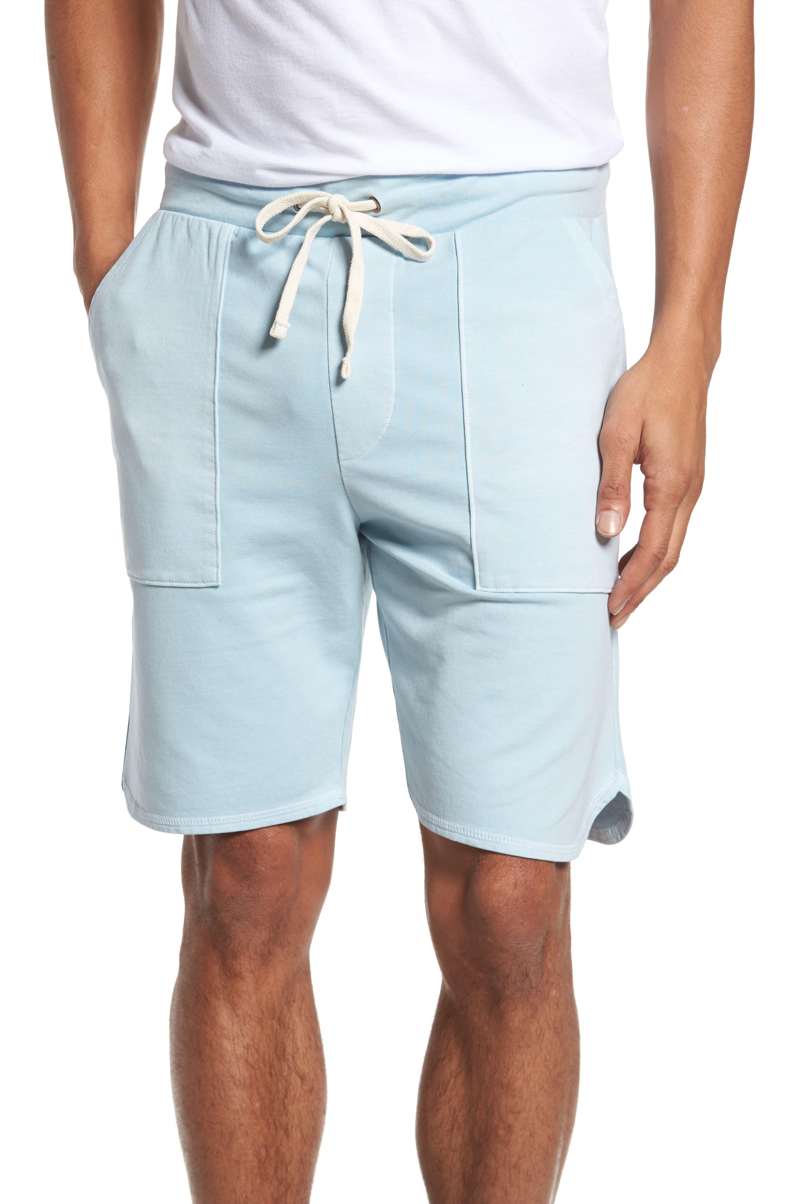 Goodlife Terrycloth Scallop Shorts