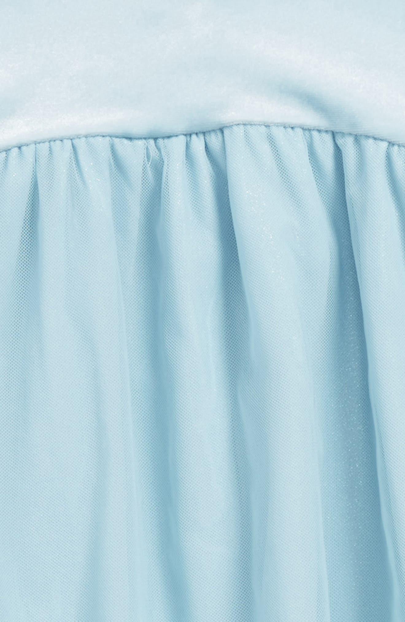Alternate Image 2  - Splendid Tulle Dress (Baby Girls)