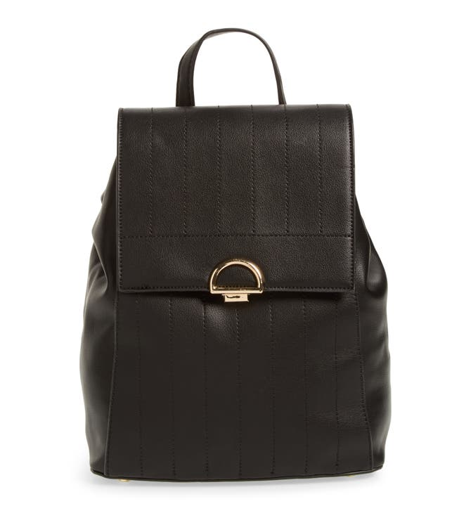 Sole Society Zilo Quilted Faux Leather Backpack | Nordstrom : quilted faux leather backpack - Adamdwight.com