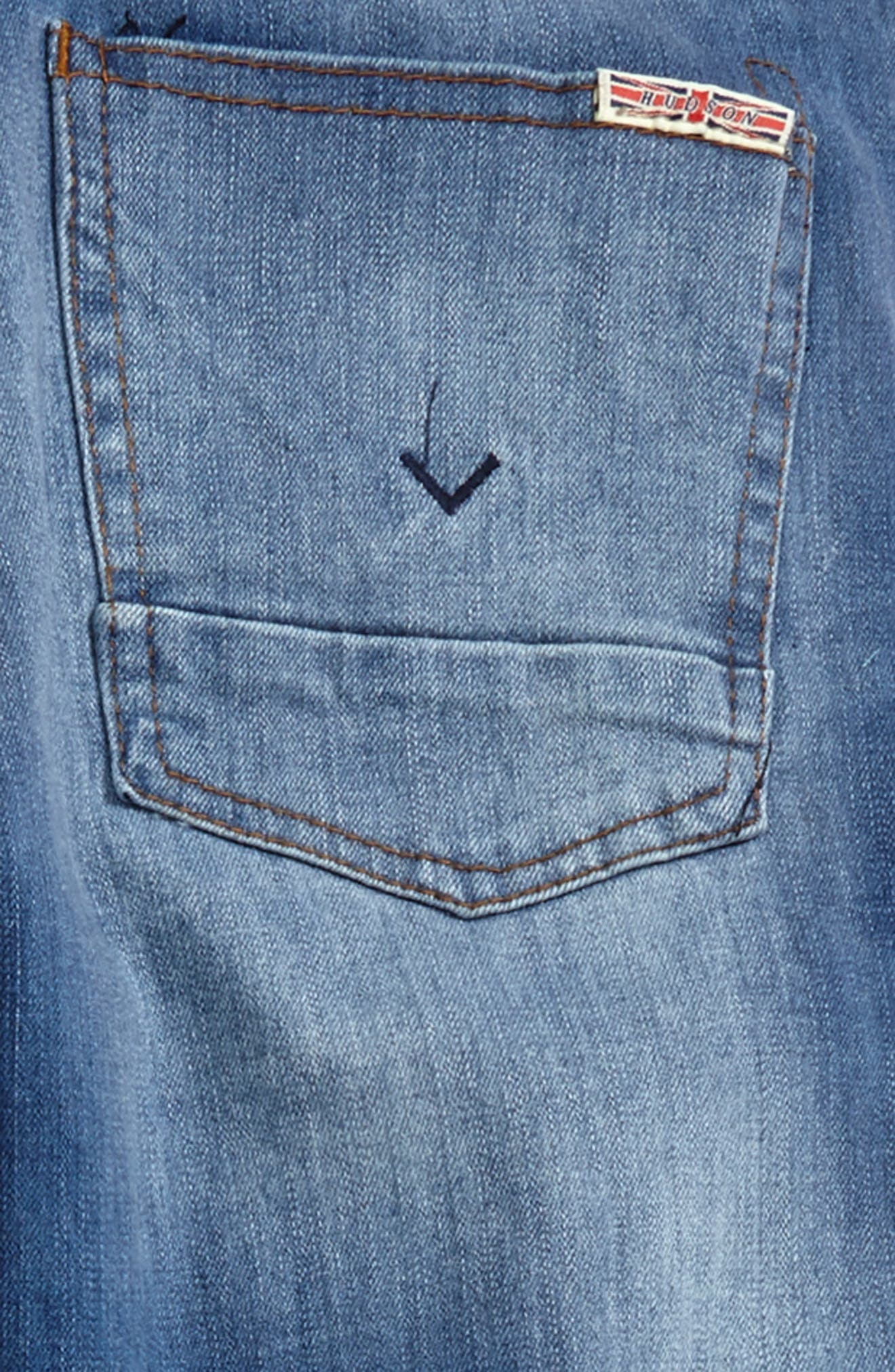 Jagger Slim Fit Straight Leg Jeans,                             Alternate thumbnail 3, color,                             Zenith