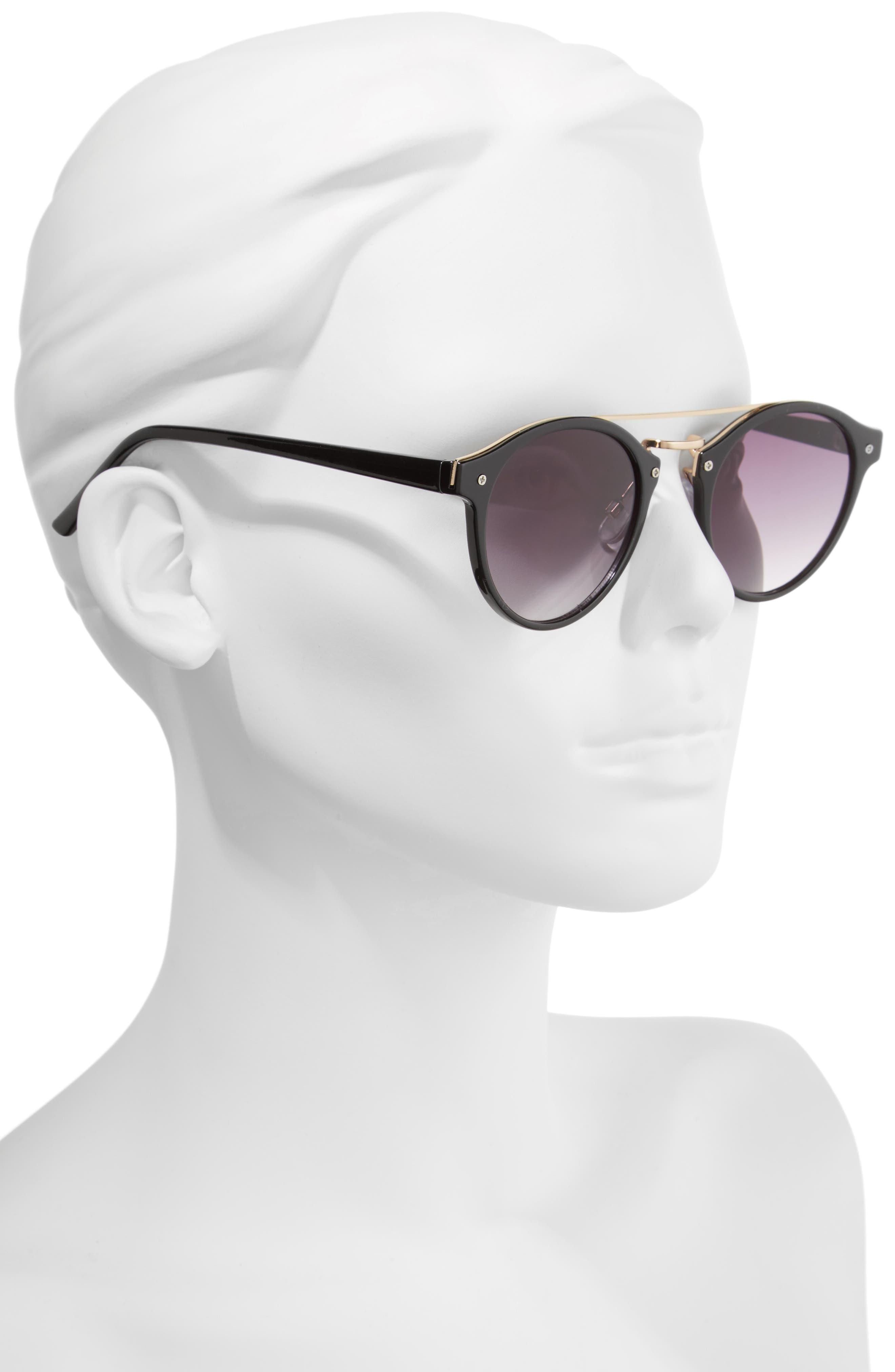 Alternate Image 2  - BP. 45mm Round Sunglasses