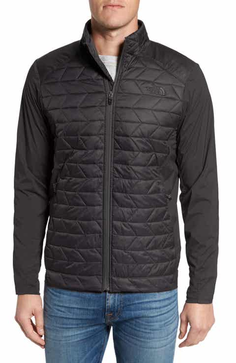 Men's Quilted, Puffer & Down Jackets | Nordstrom : mens brown quilted jacket - Adamdwight.com