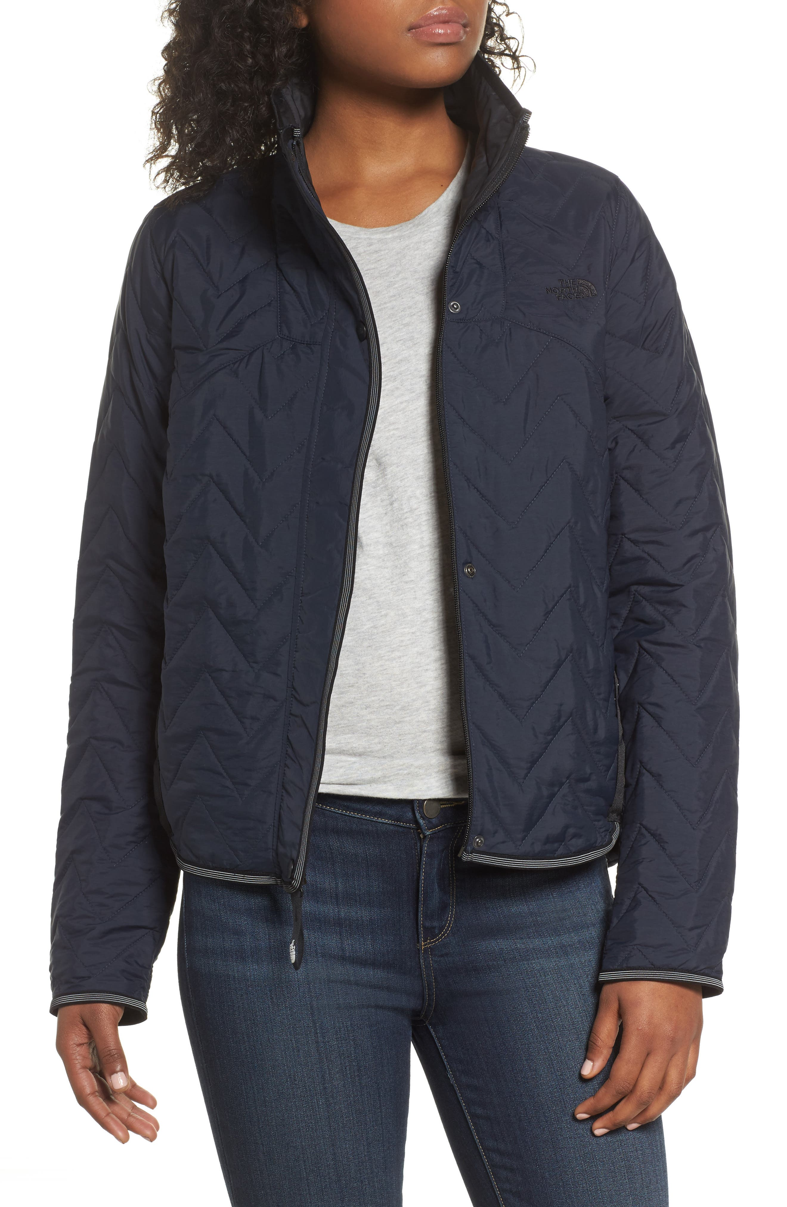 Westborough Insulated Jacket,                         Main,                         color, Urban Navy