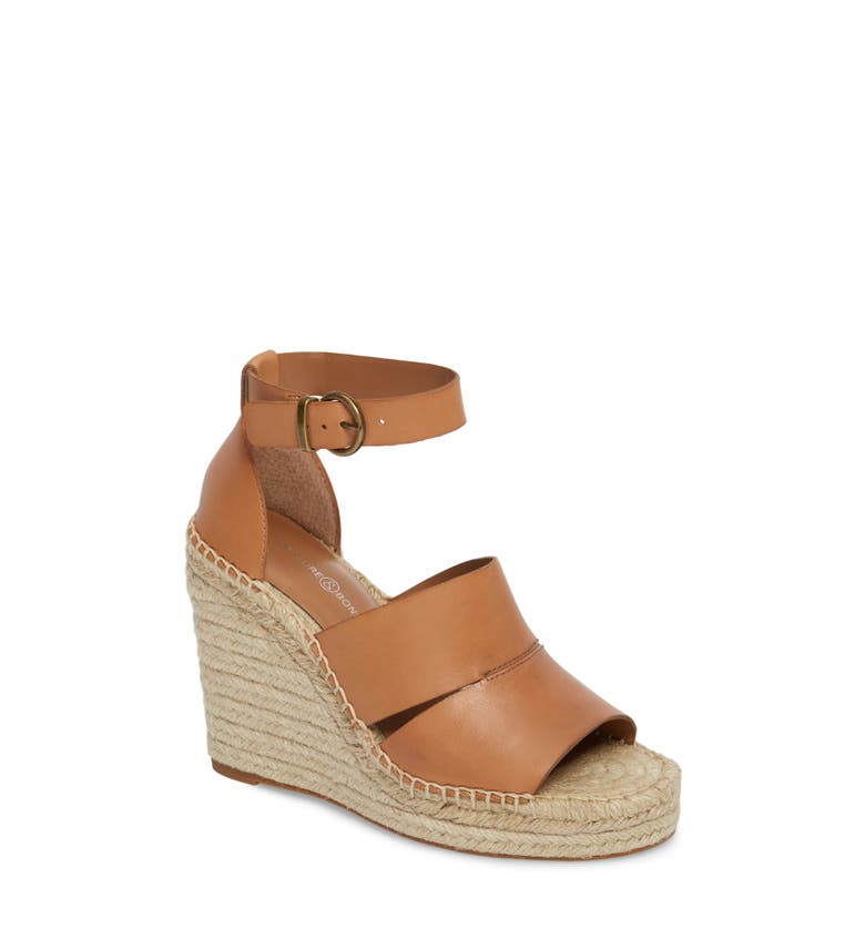 Main Image - Treasure & Bond Sannibel Platform Wedge Sandal (Women)