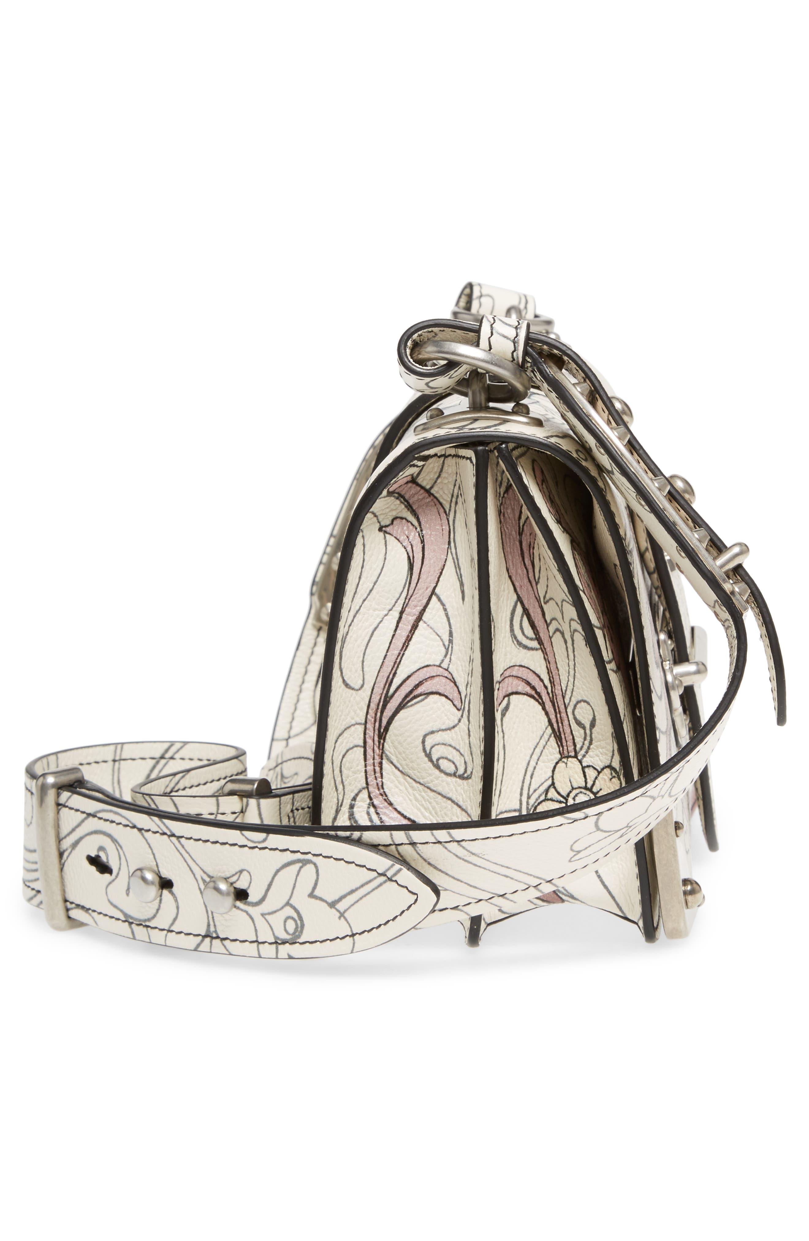 Alternate Image 5  - Prada Cahier Calfskin Shoulder Bag