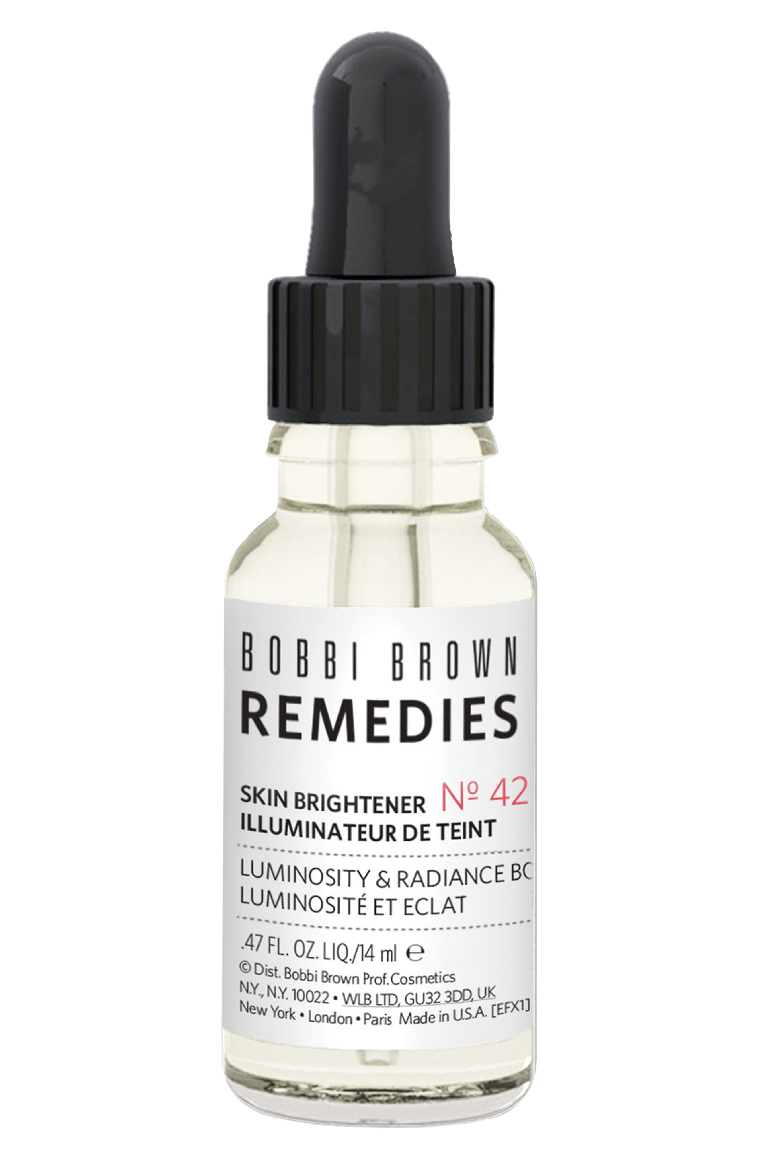 Remedies Skin Brightener No. 42,                             Main thumbnail 1, color,                             No Color