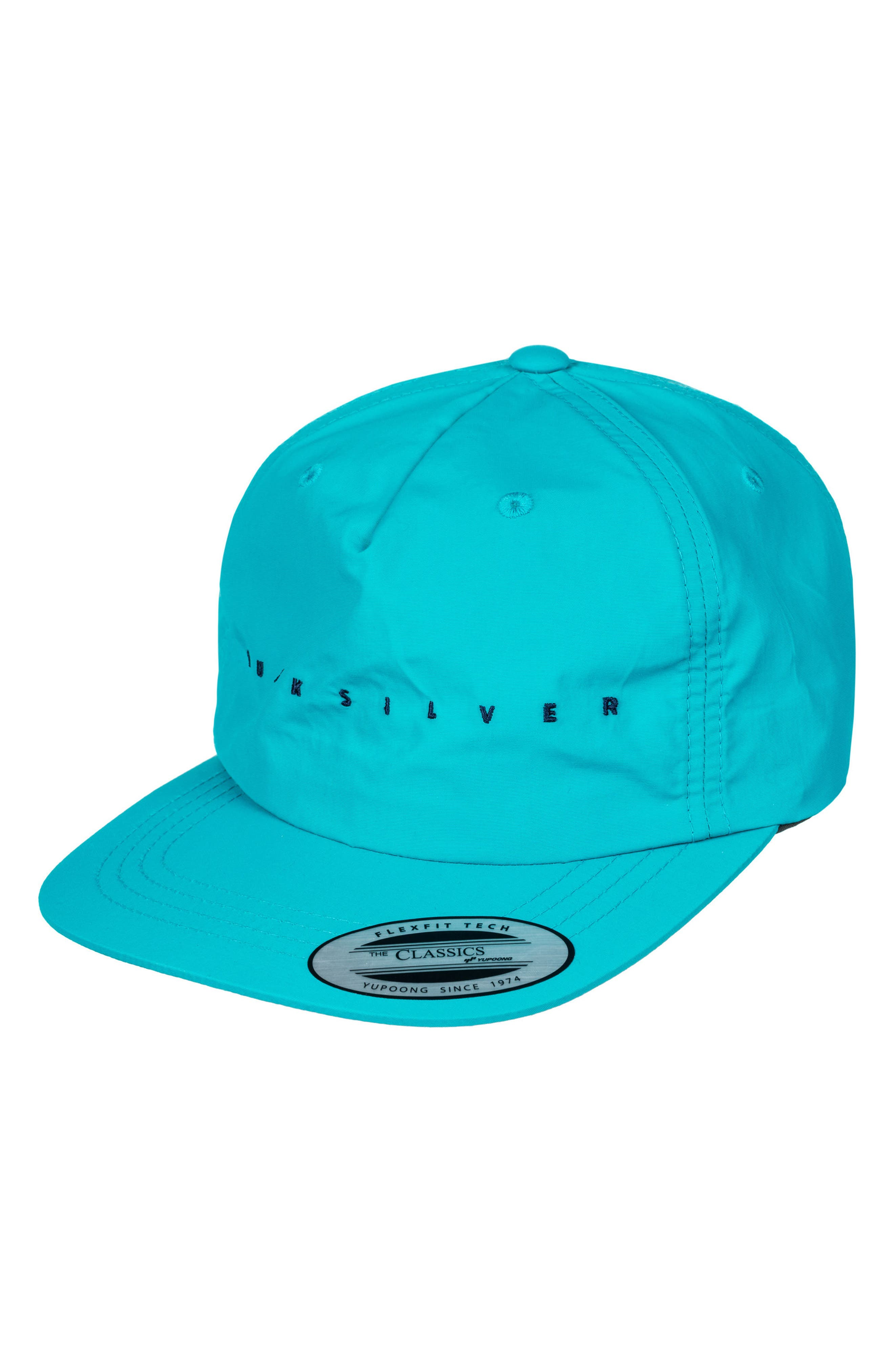 Alternate Image 1 Selected - Quiksilver Spaced Out Baseball Cap