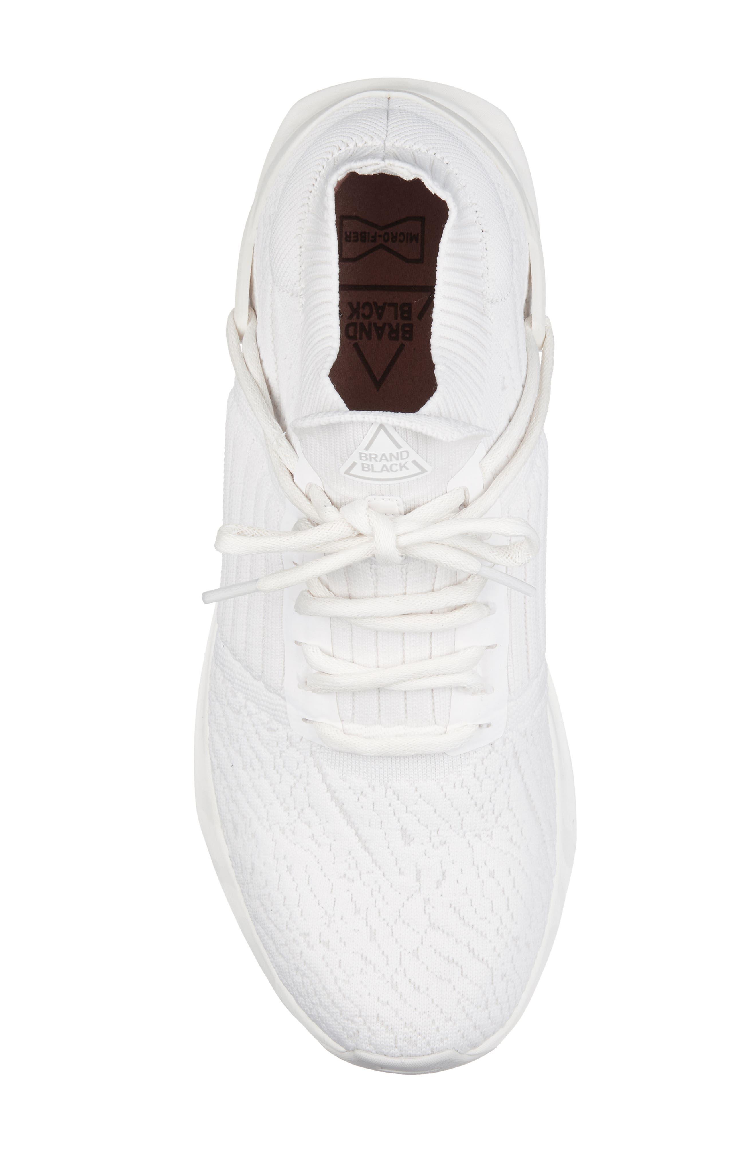 Alternate Image 5  - BRANDBLACK Viento Sneaker (Men)