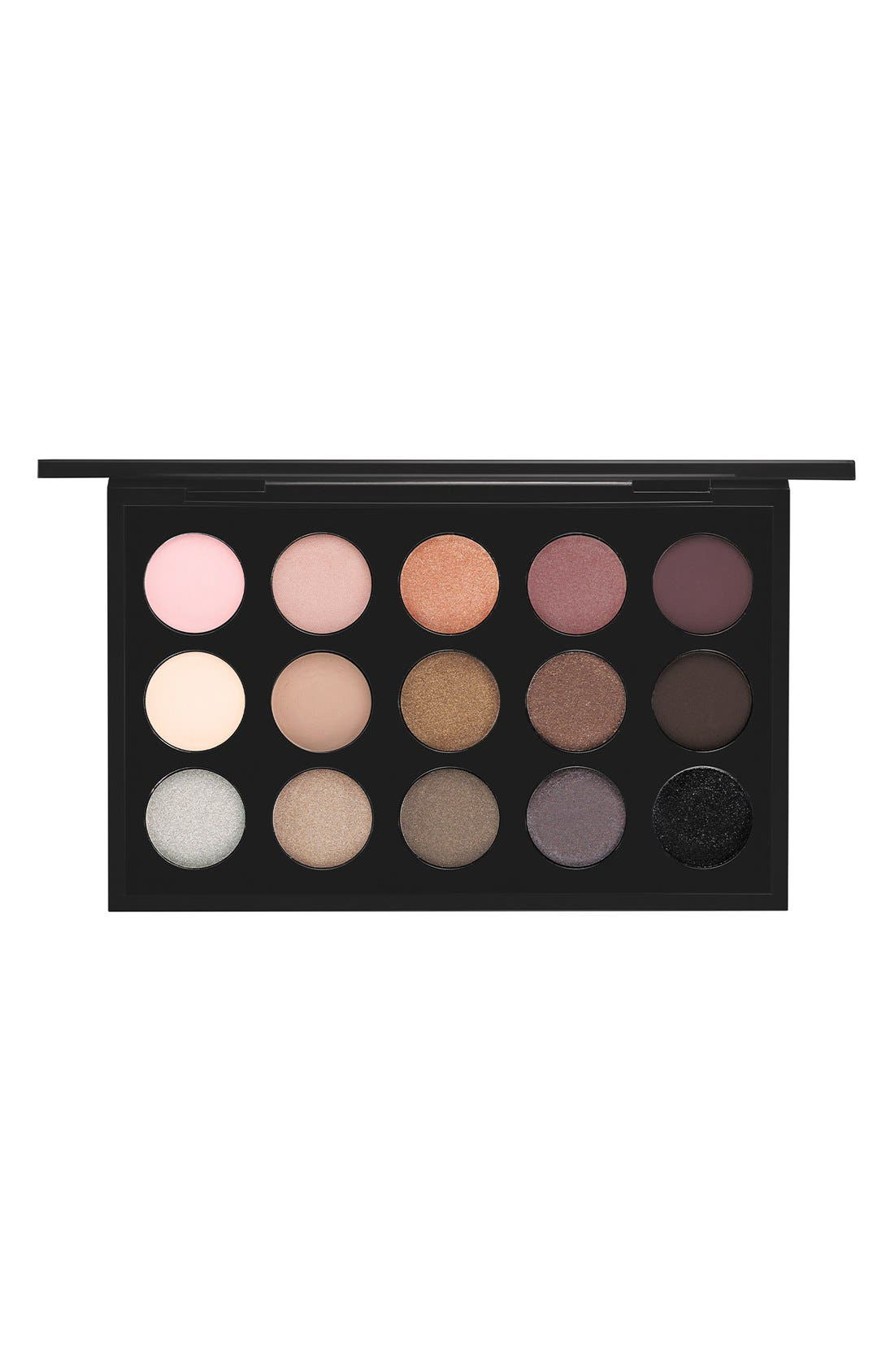 MAC Cool Neutral Times 15 Eyeshadow Palette,                         Main,                         color, Cool Neutral