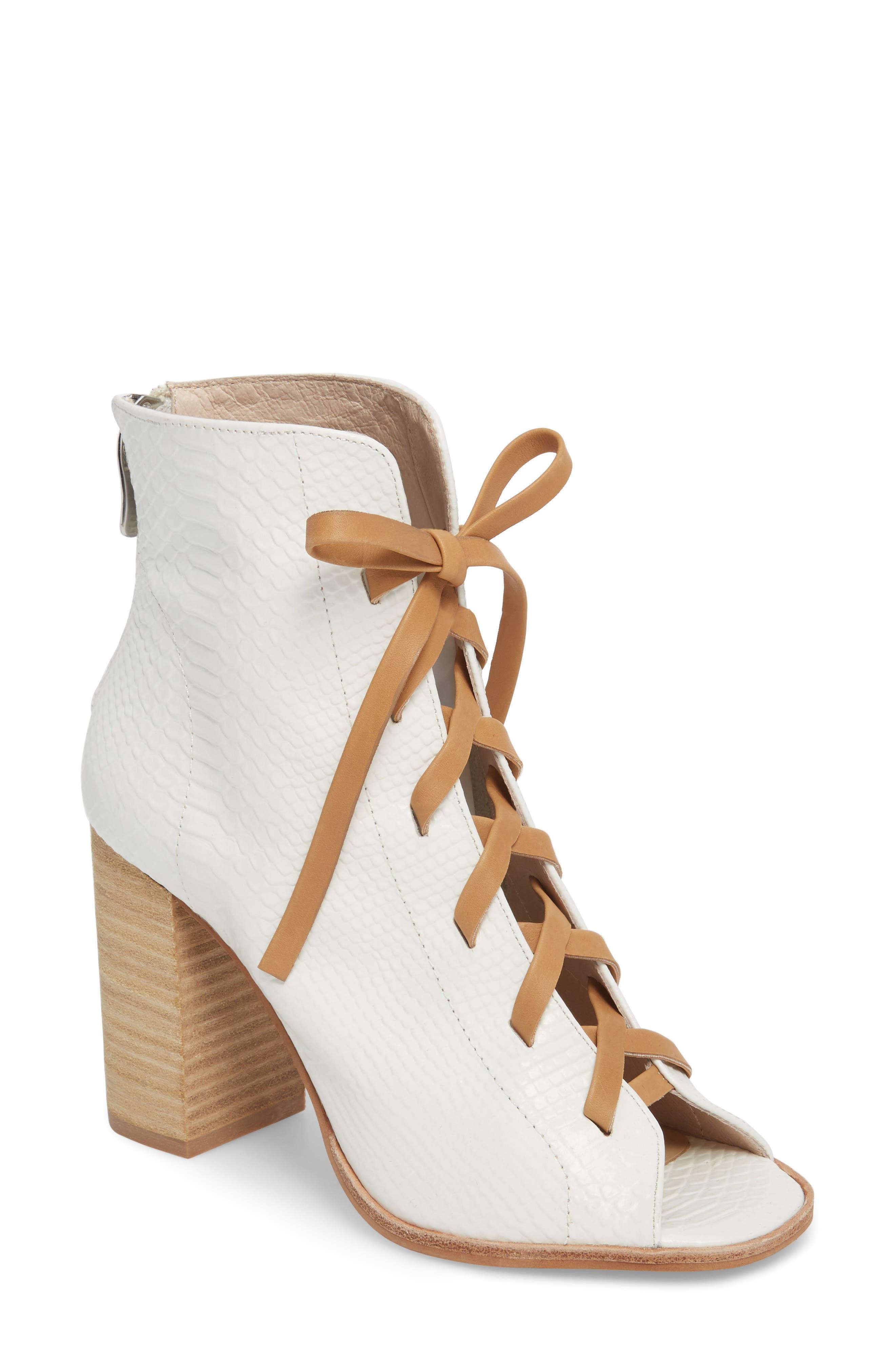 Kristin Cavallari Layton Lace-Up Boot (Women)