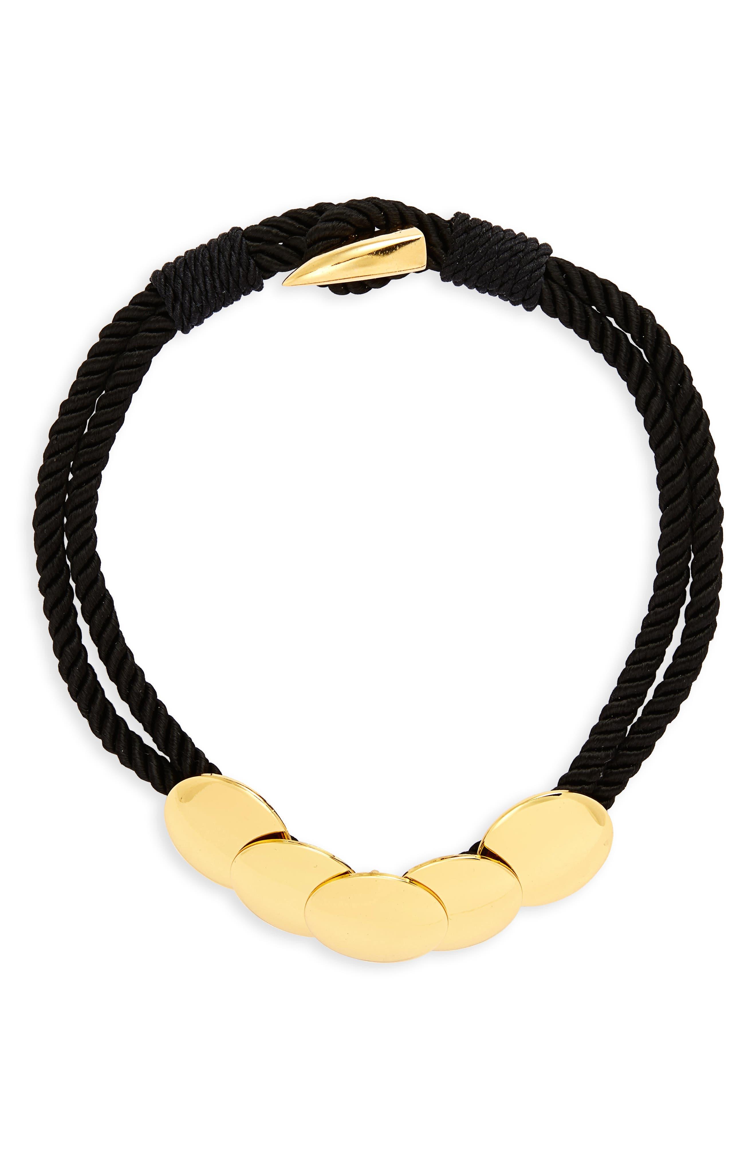 Lizzie Fortunato Hills Necklace