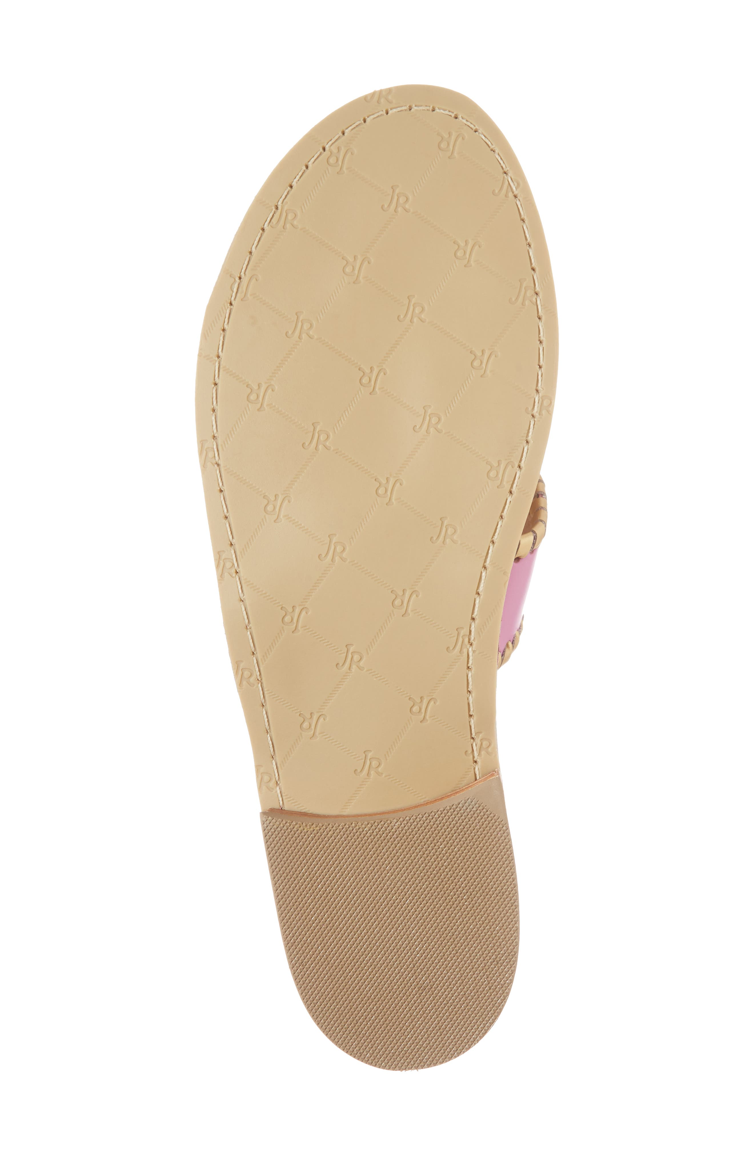 Alternate Image 6  - Jack Rogers Hollis Flat Sandal (Women)