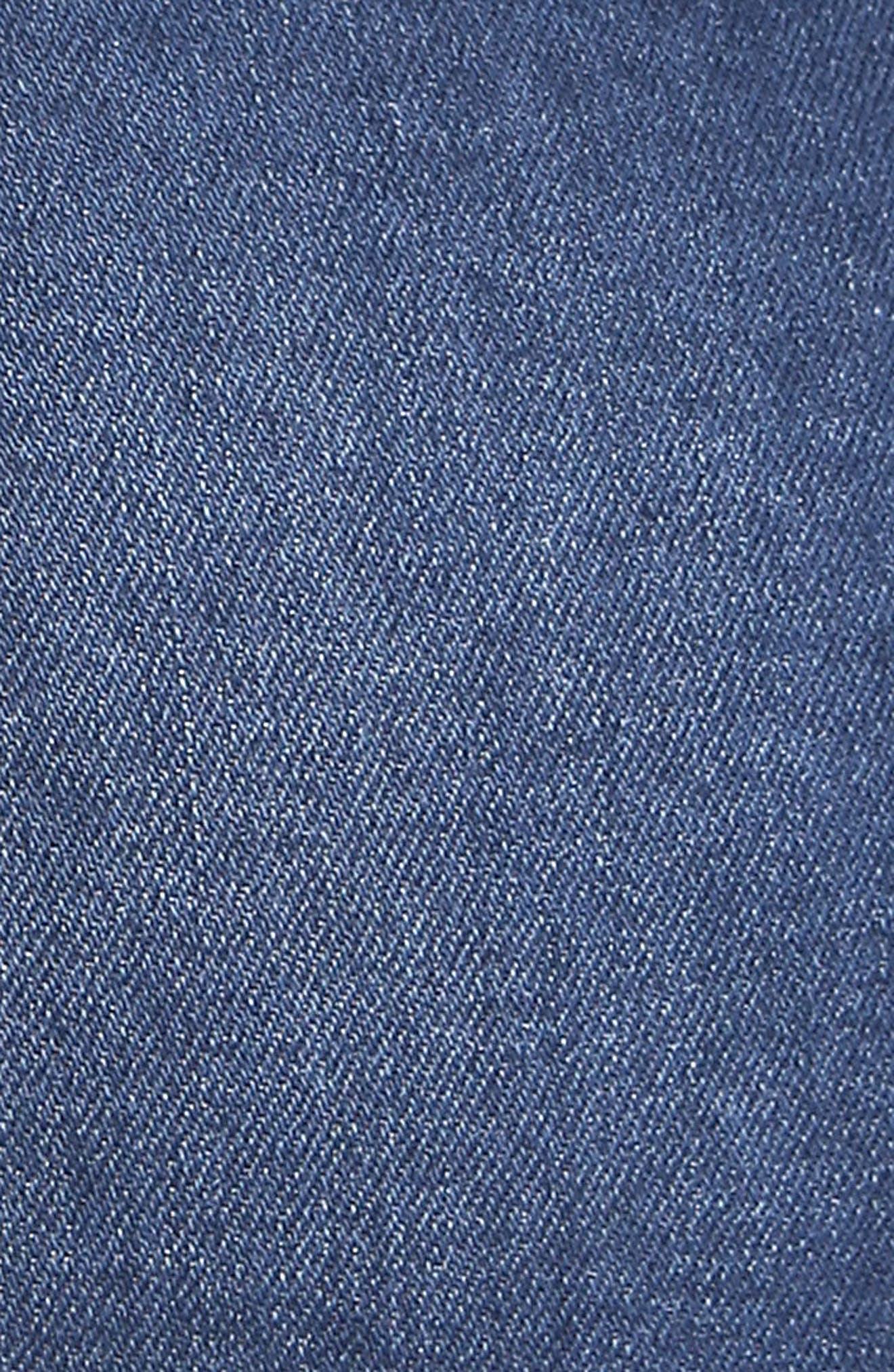 Alternate Image 4  - KUT from the Kloth Donna High Rise Ankle Skinny Jeans (Recognizable)