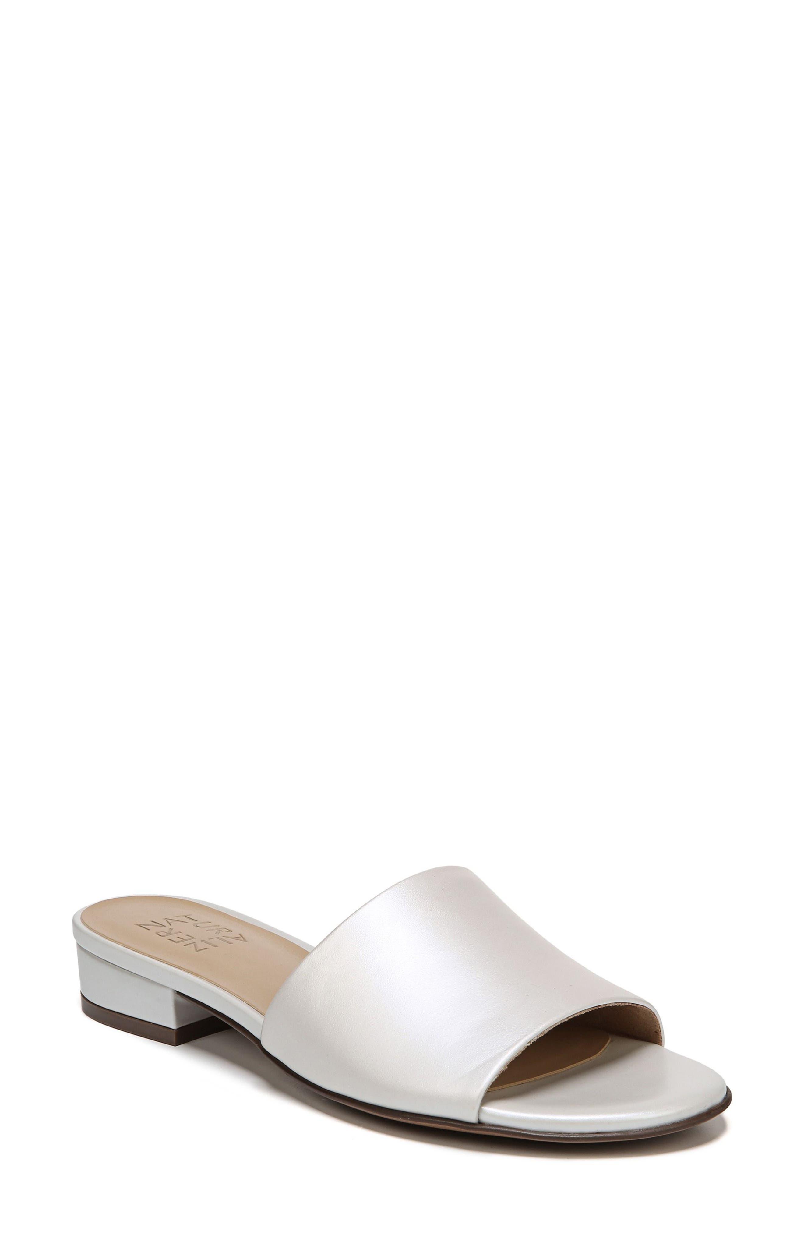 Alternate Image 1 Selected - Naturalizer Mason Slide Sandal