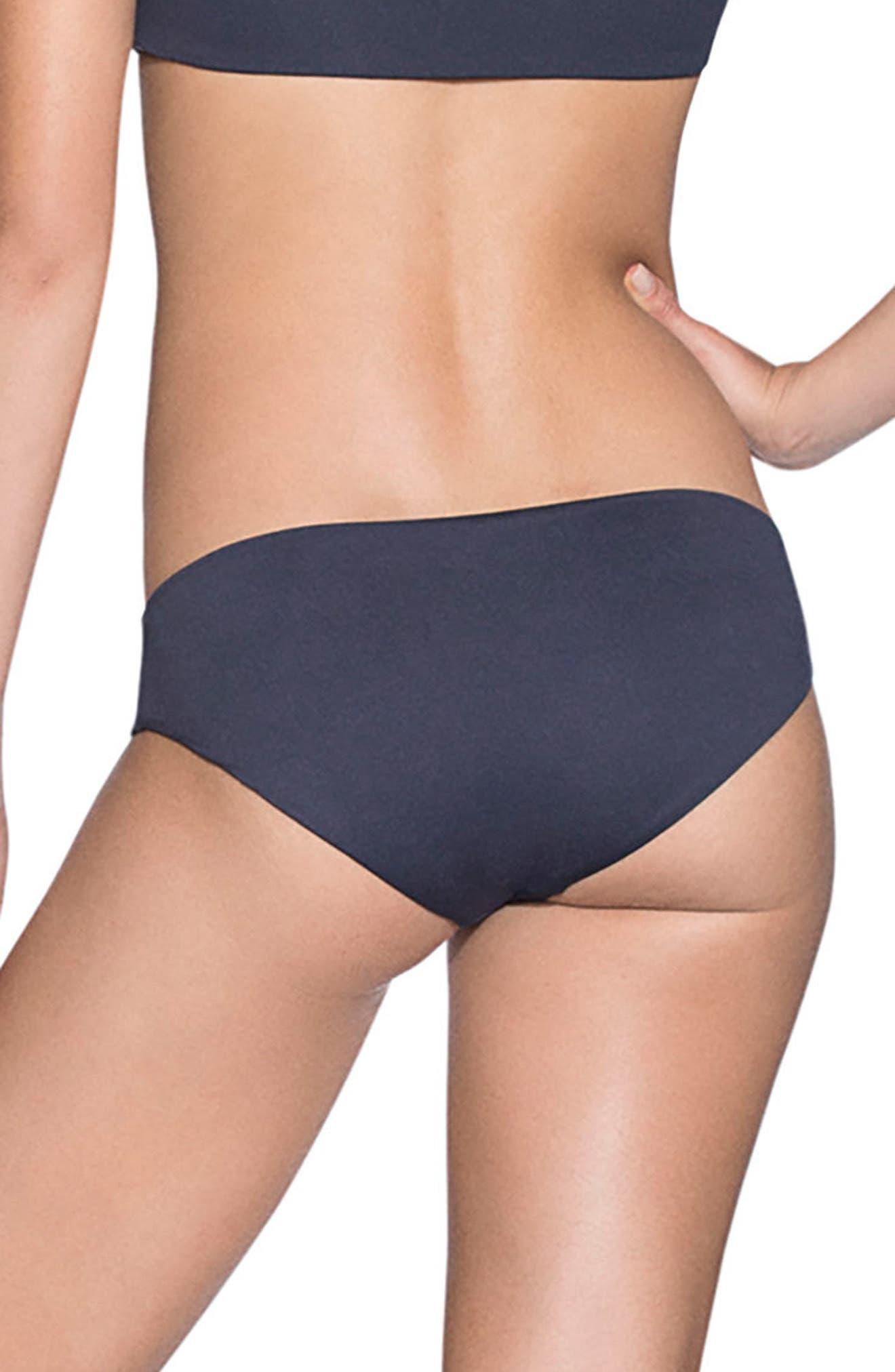 Alternate Image 3  - Maaji Moonless Night Sublime Signature Cut Reversible Bikini Bottoms