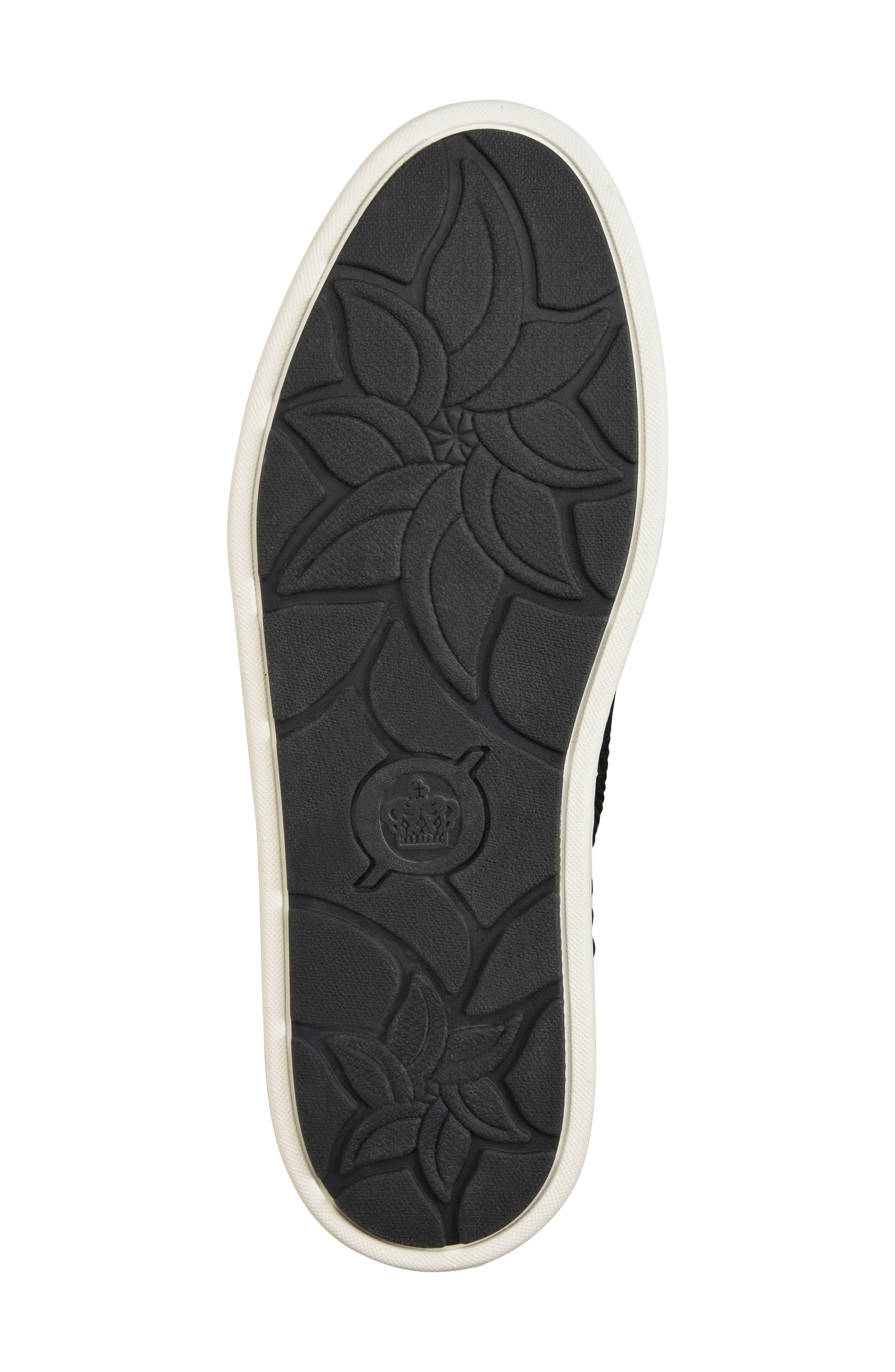 Alternate Image 6  - Børn Sunburst Wingtip Sneaker (Women)