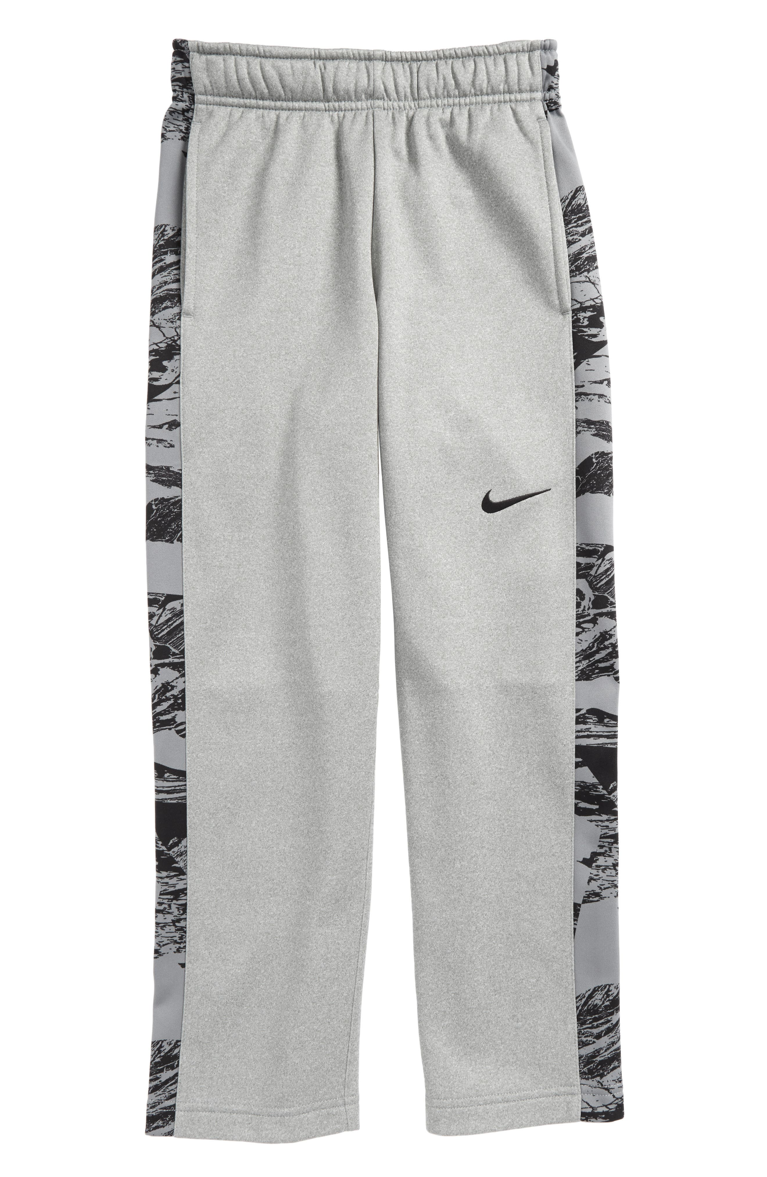 Alternate Image 1 Selected - Nike Therma-FIT Legacy Pants (Little Boys & Big Boys)