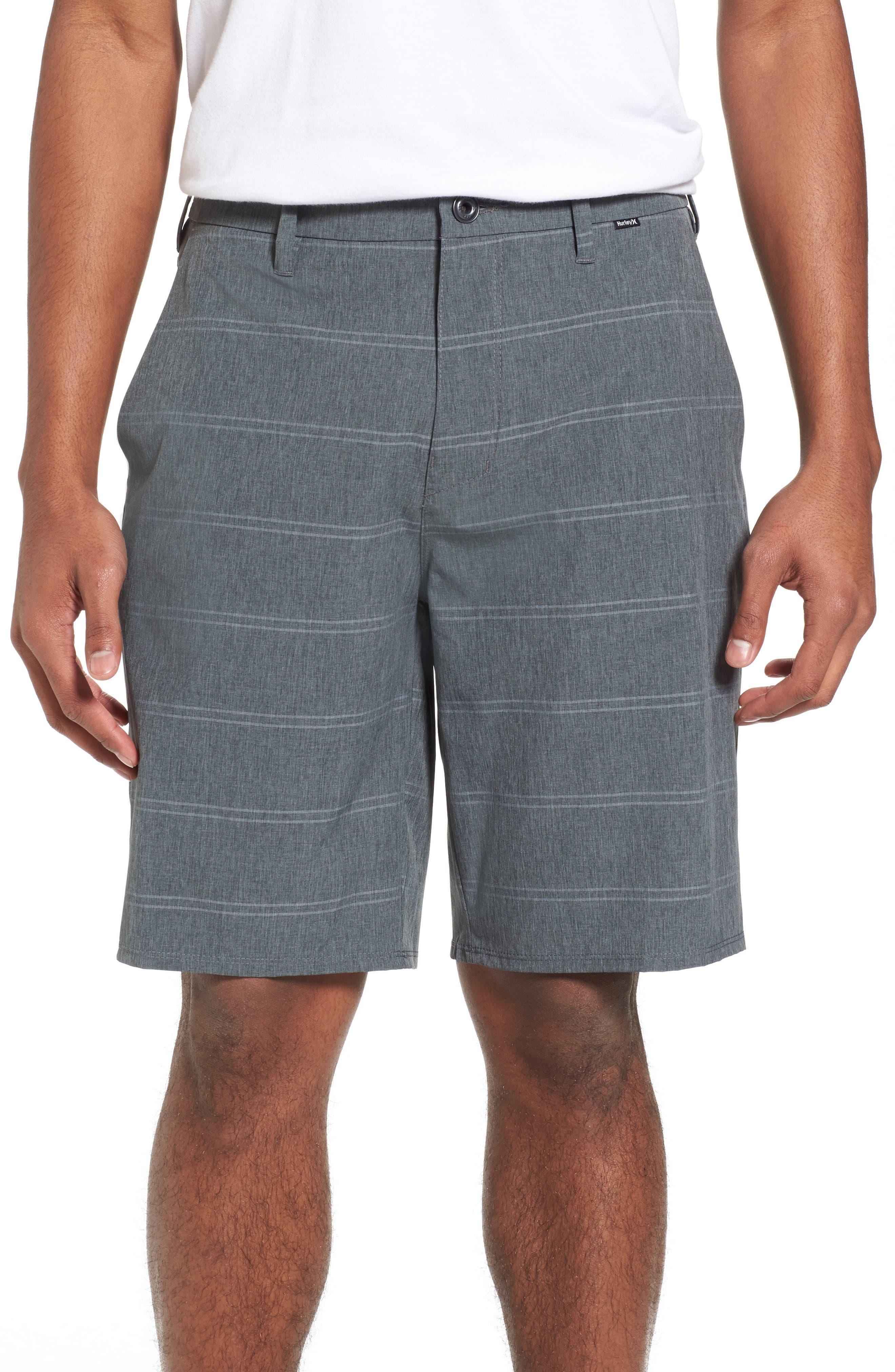 Phantom Hybrid Shorts,                         Main,                         color, Black
