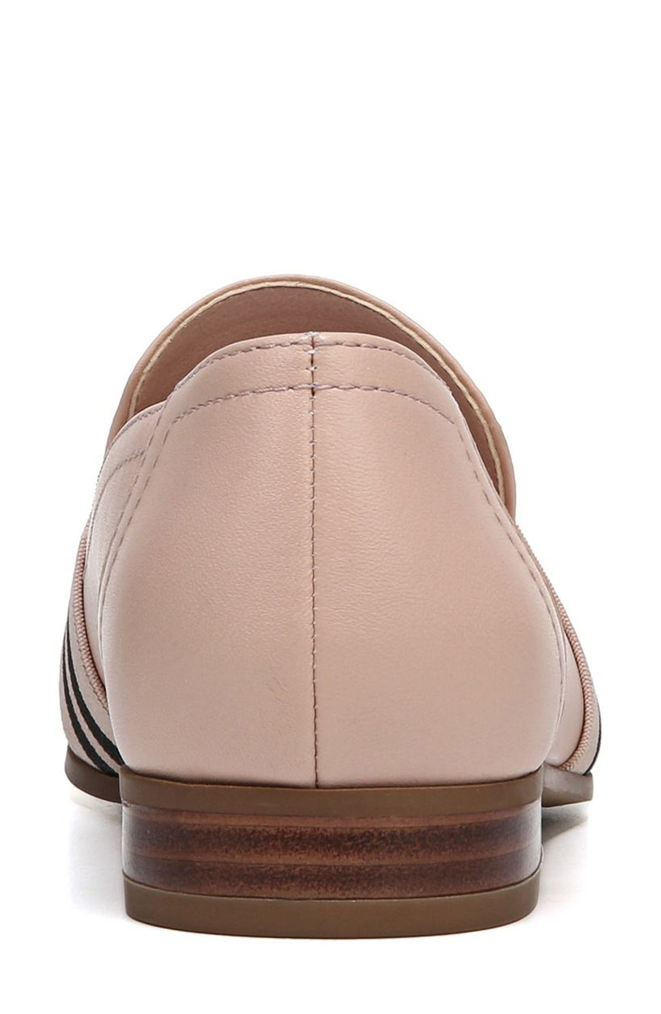 Odyssey Loafer,                             Alternate thumbnail 6, color,                             Blush Leather