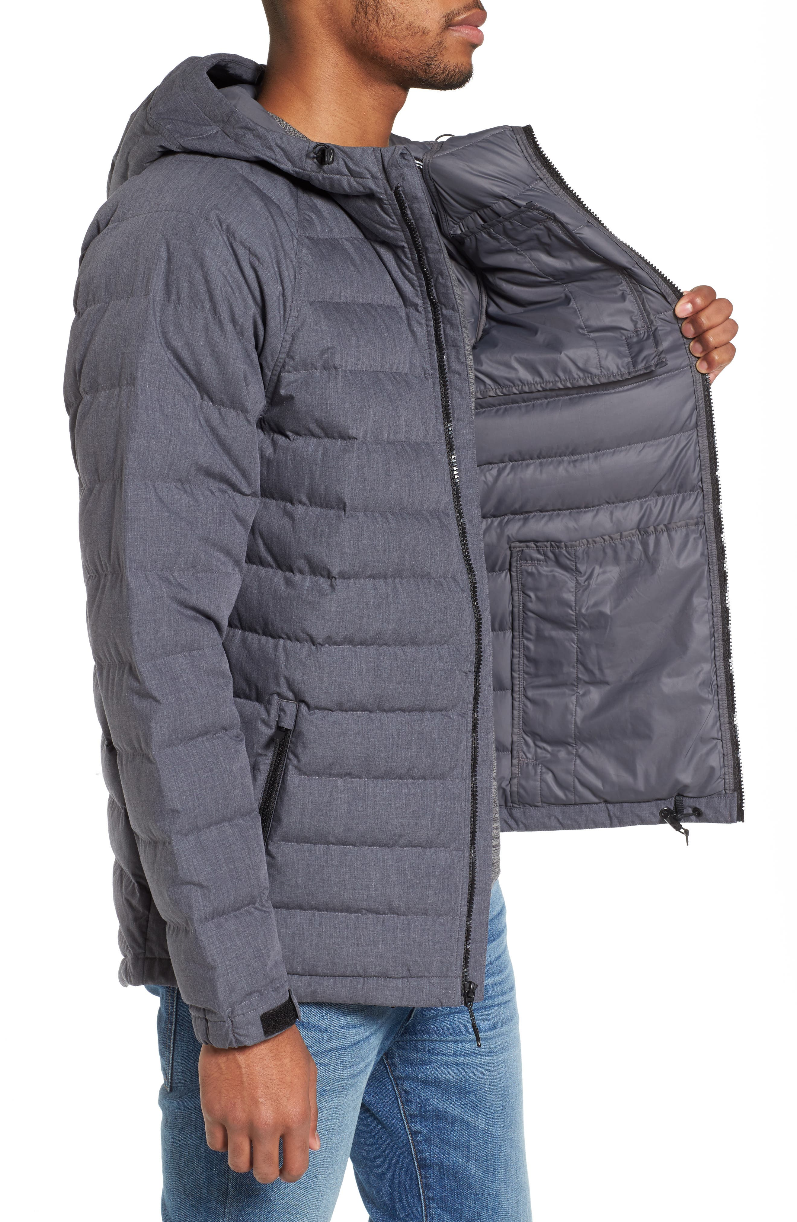 Alternate Image 3  - Hurley Protect Quilted Down Jacket