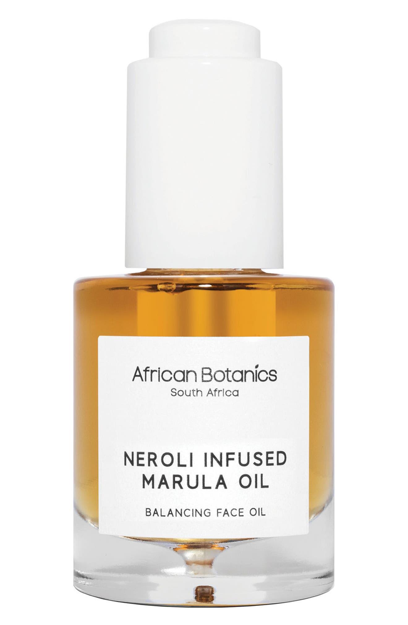 Neroli Infused Marula Oil,                         Main,                         color, No Color