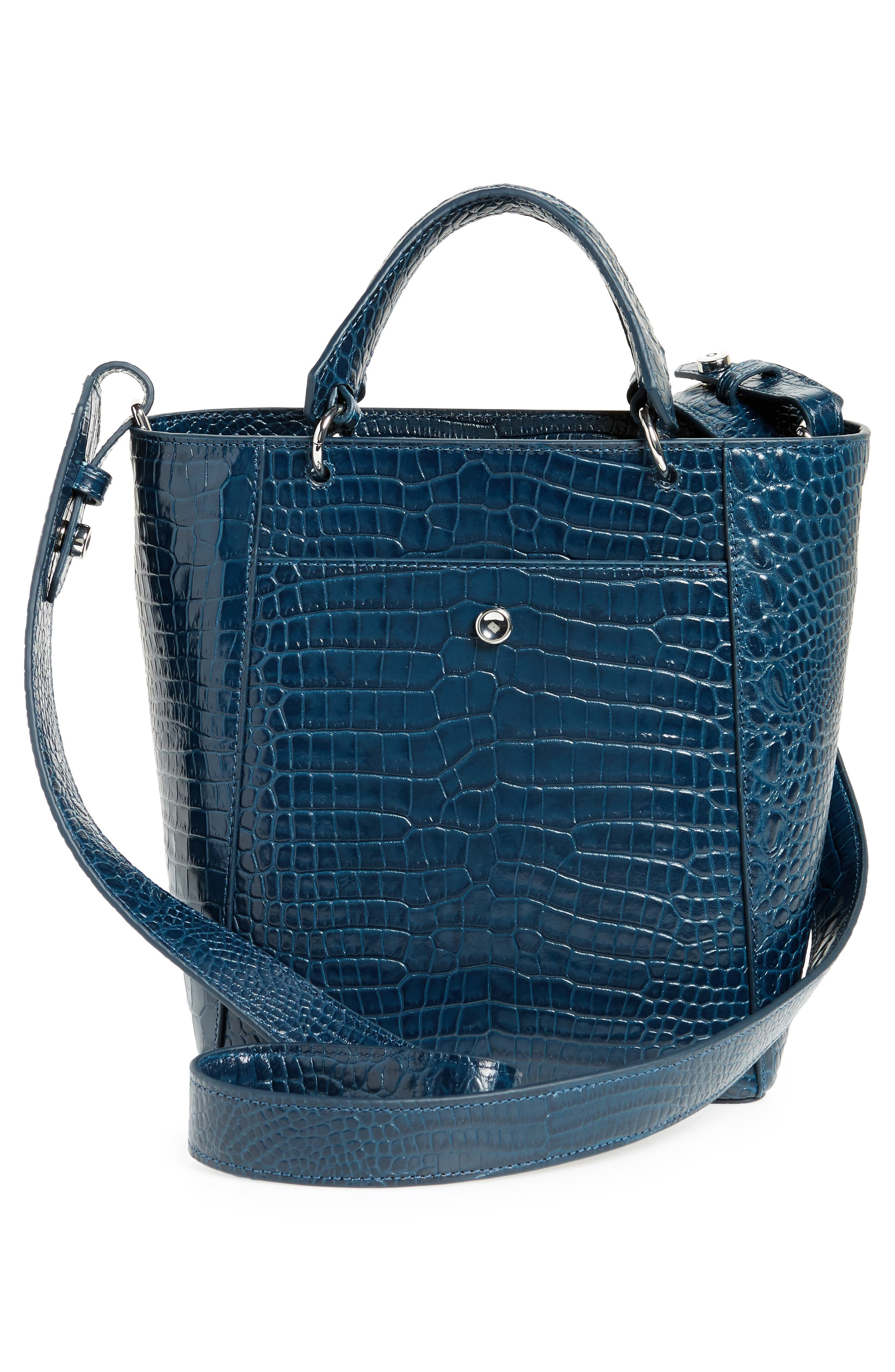 Alternate Image 3  - Elizabeth and James Small Eloise Leather Tote