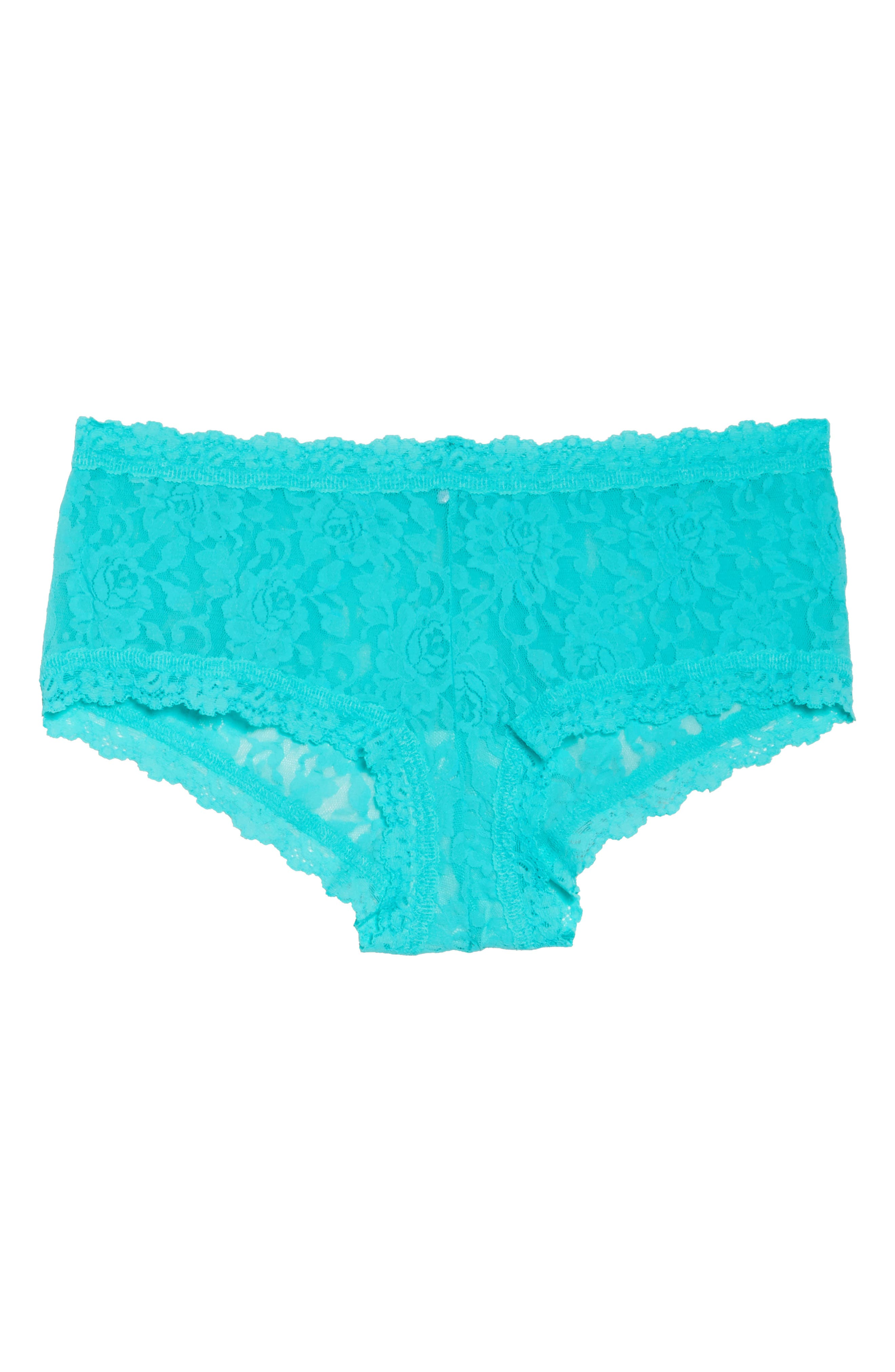Alternate Image 4  - Hanky Panky 'Signature Lace' Boyshorts