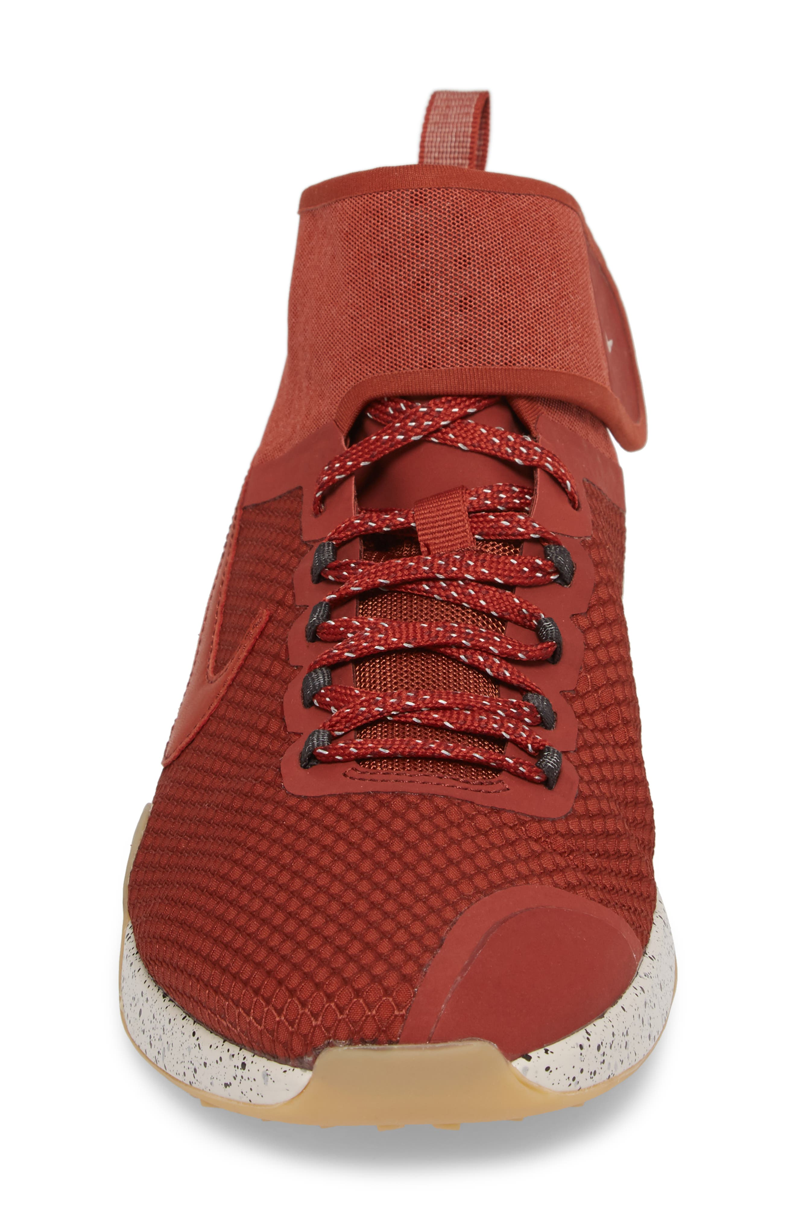 NikeLab Air Zoom Strong 2 Training Shoe,                             Alternate thumbnail 4, color,                             Red/ Red