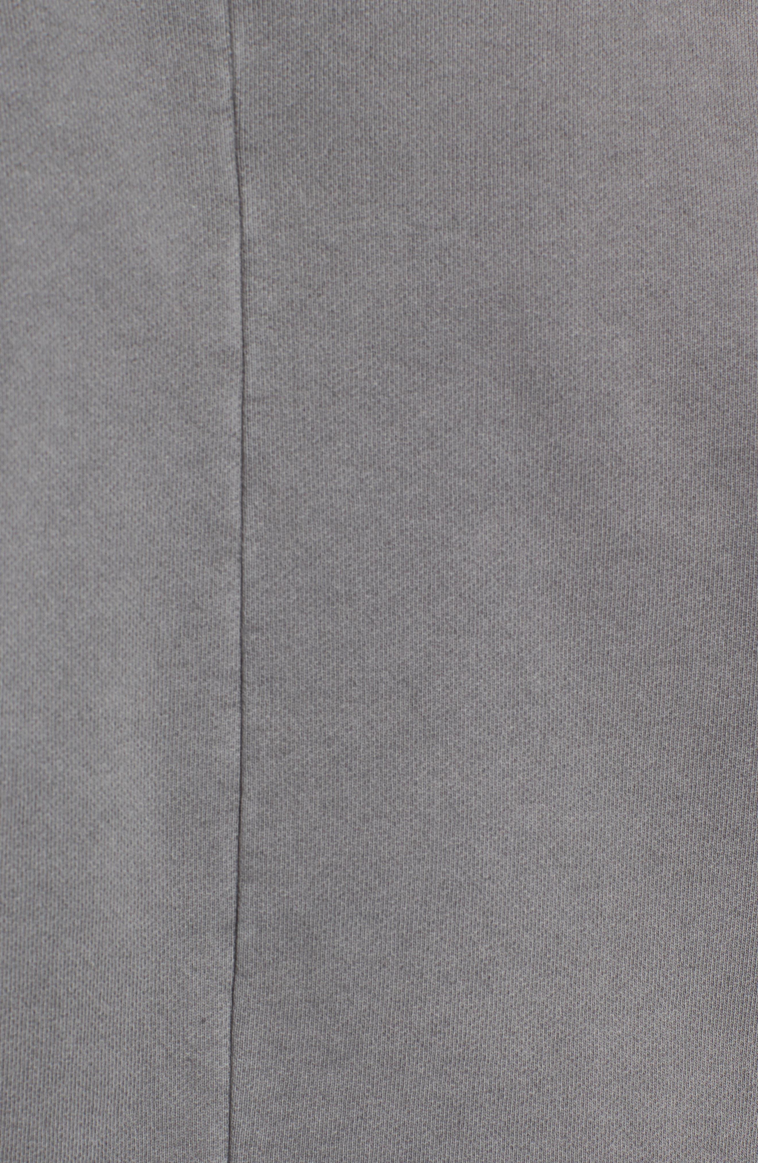 Drawstring Sweatshirt,                             Alternate thumbnail 5, color,                             Walrus