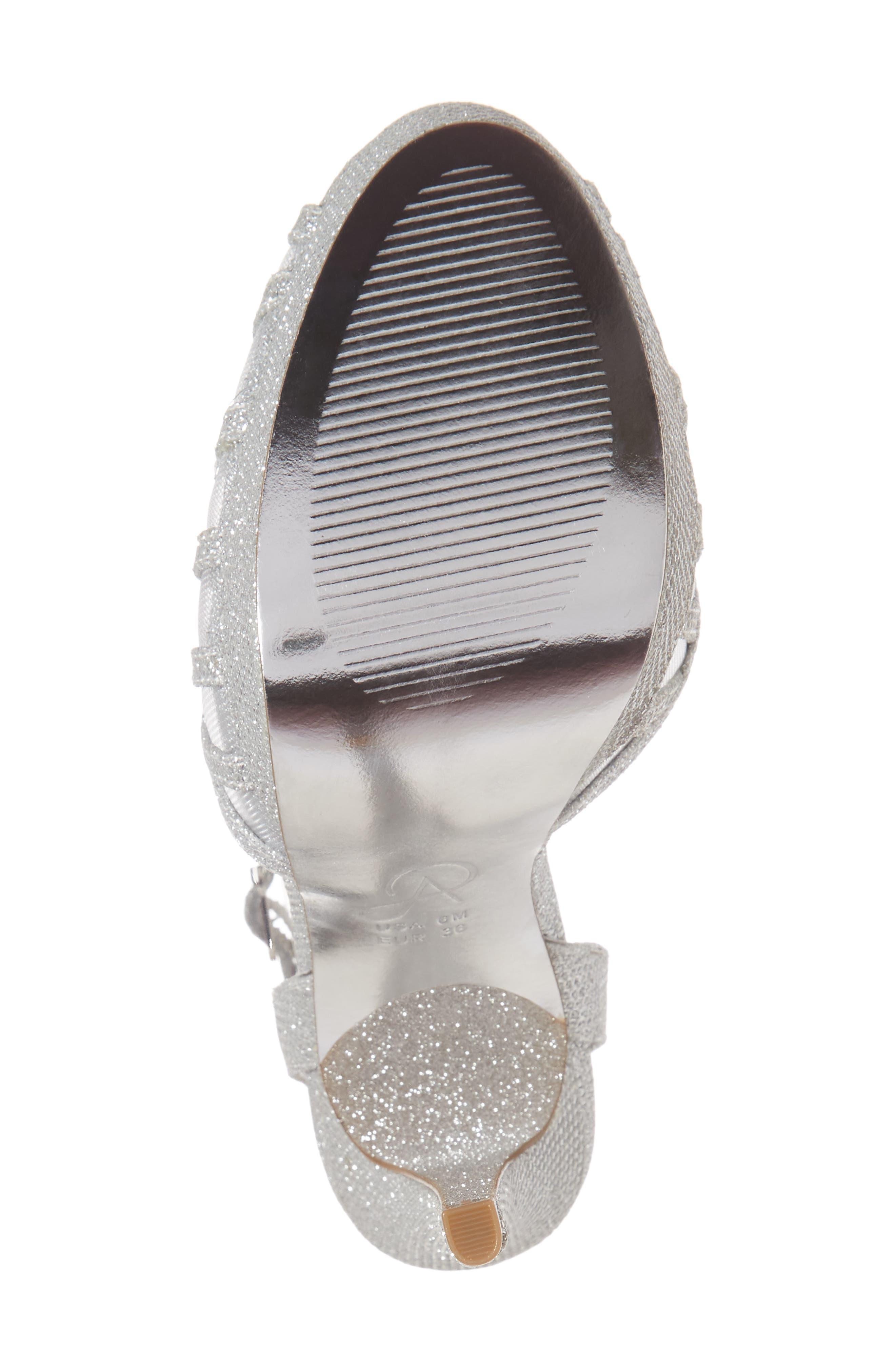 Alternate Image 6  - Adrianna Papell Saida Platform Sandal (Women)