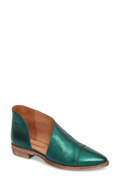 Womens Green Flats Ballet Flats Loafers Mules Oxfords Nordstrom - Free excel invoice template mac official ugg outlet online store