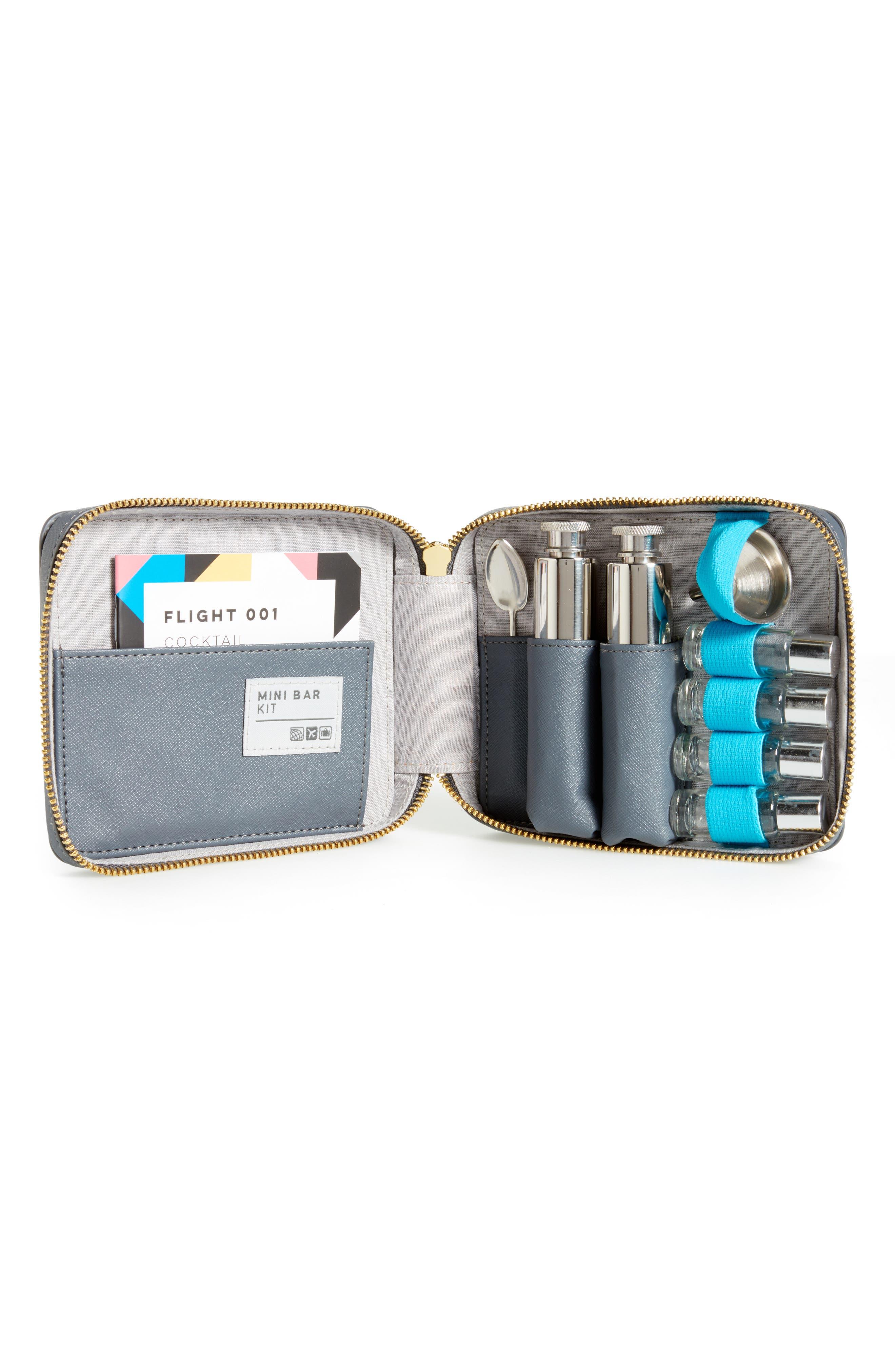 Mini Bar Kit,                             Alternate thumbnail 2, color,                             Charcoal