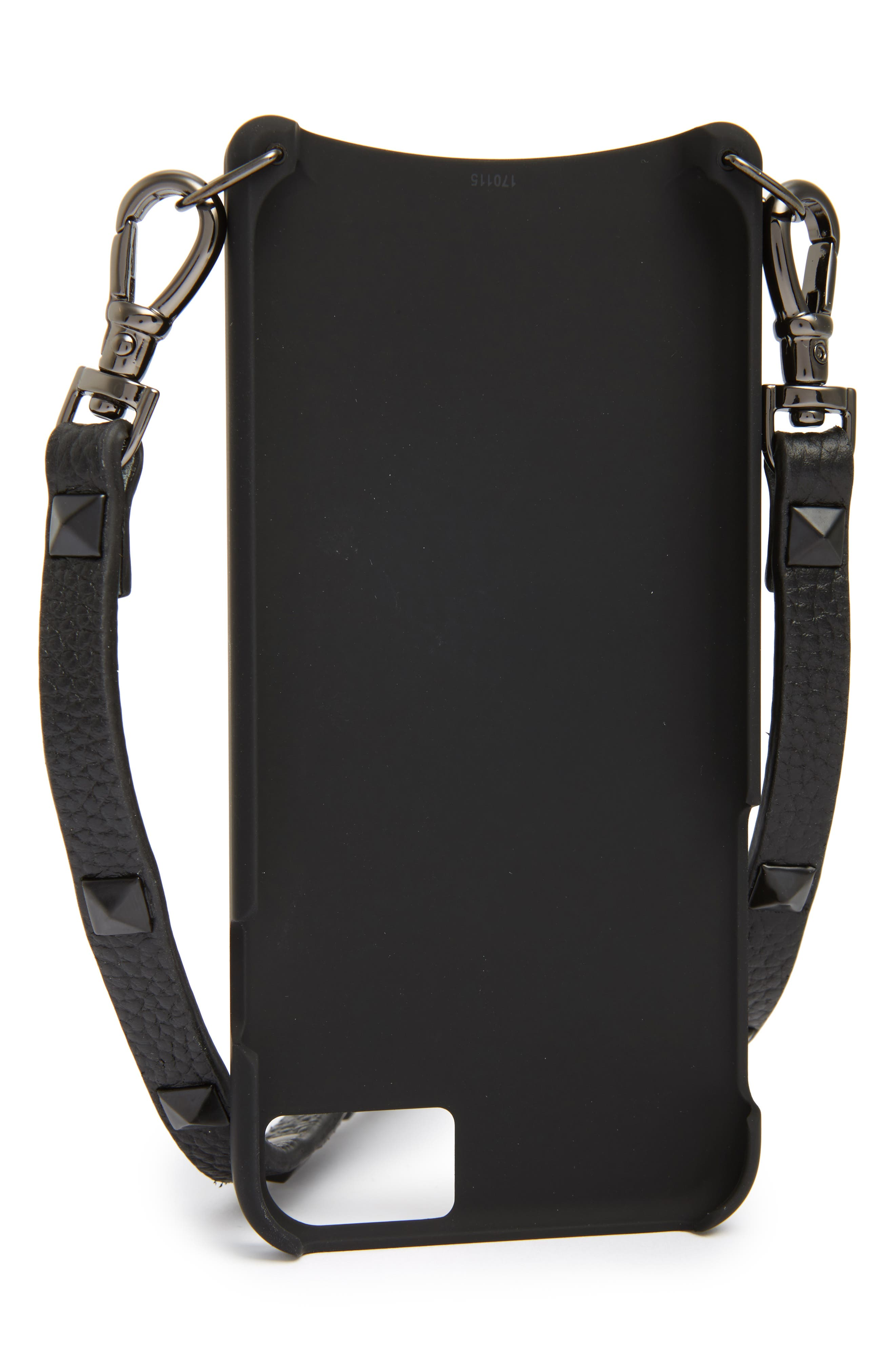Alternate Image 4  - Bandolier Sarah Leather iPhone 6/7/8 & 6/7/8 Plus Crossbody Case