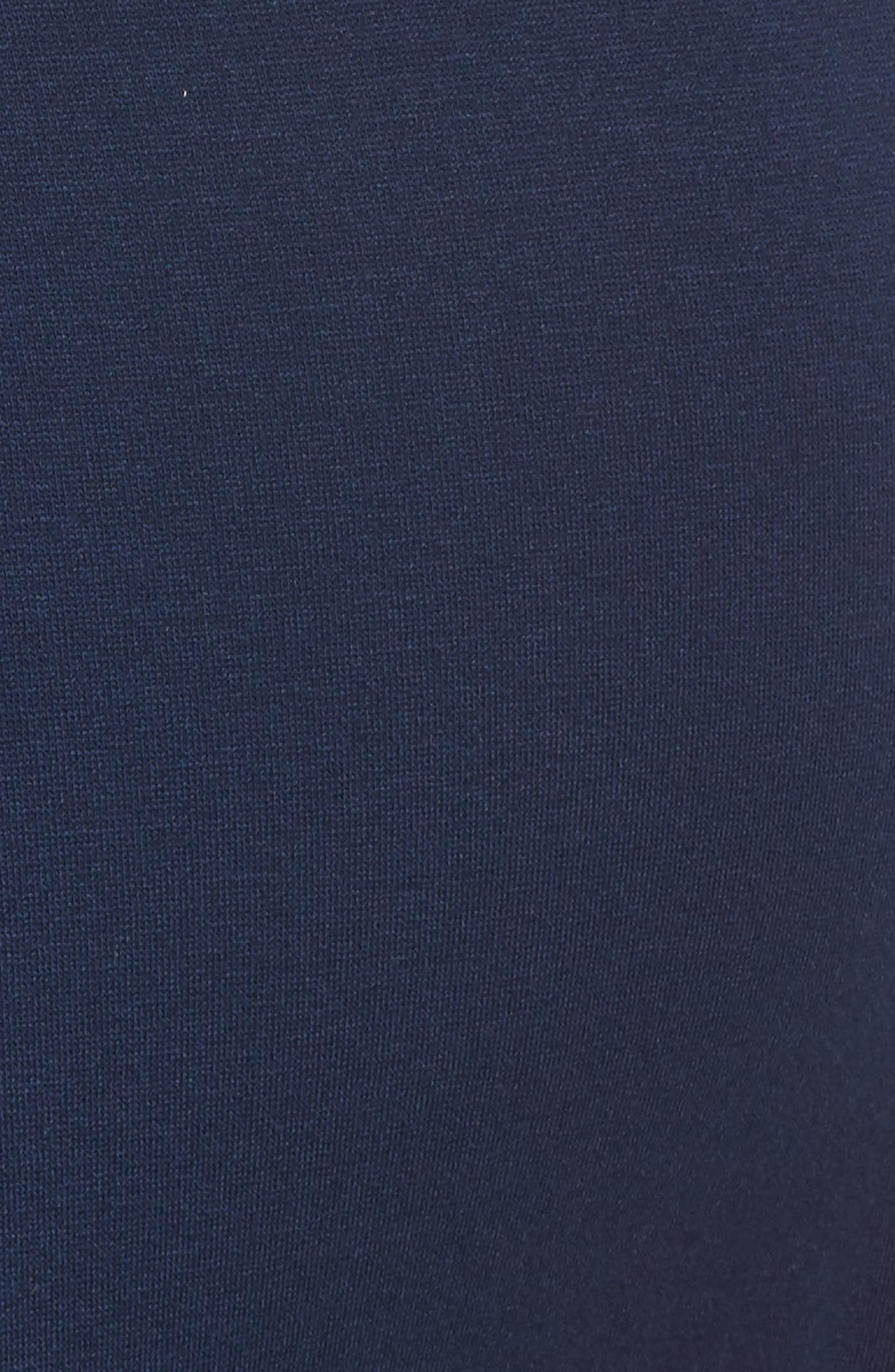 Alternate Image 5  - Belabumbum 'Tallulah' Maternity Jersey Robe