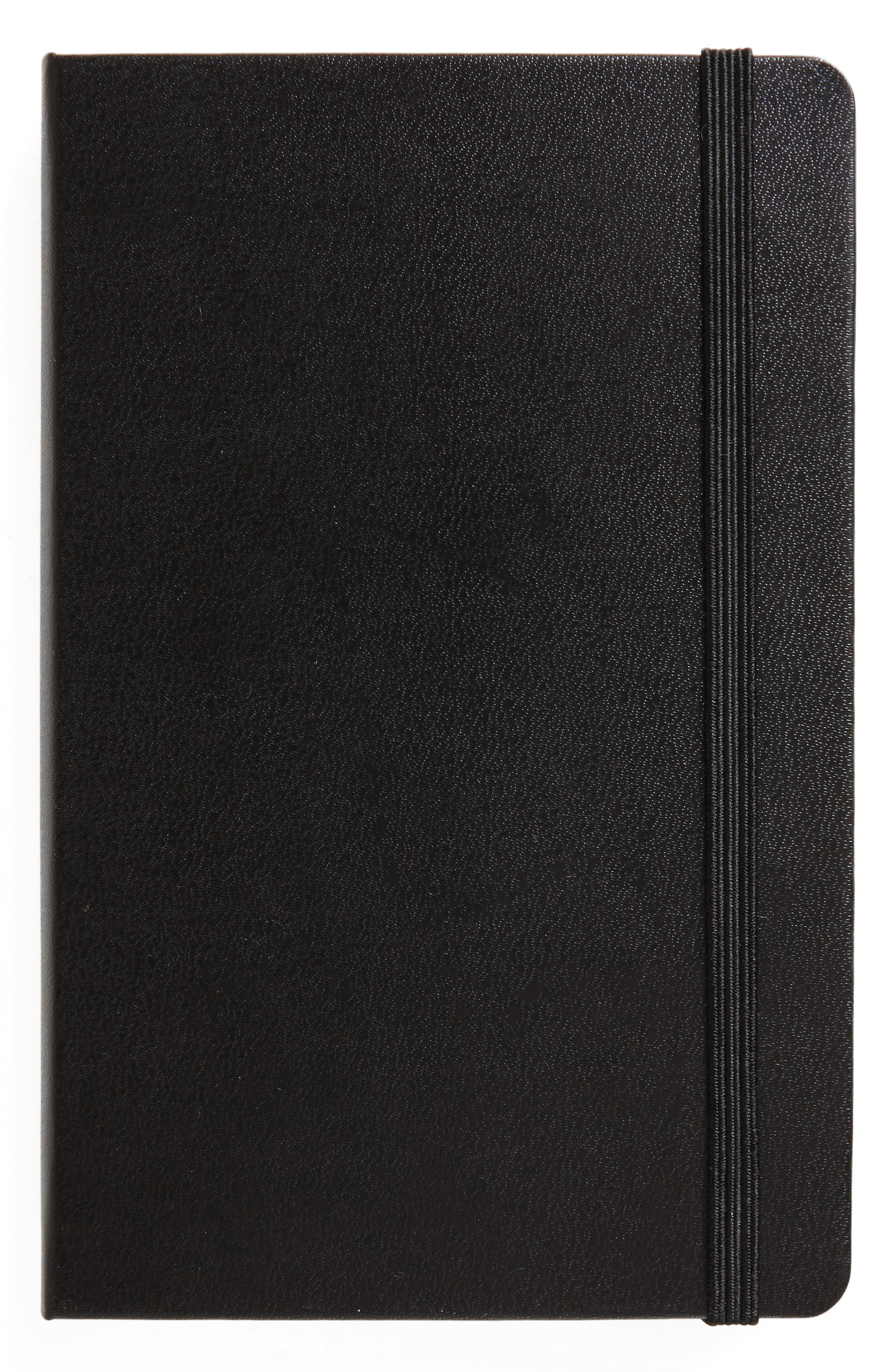 Alternate Image 1 Selected - Moleskine Classic Ruled Pocket Hardcover Notebook
