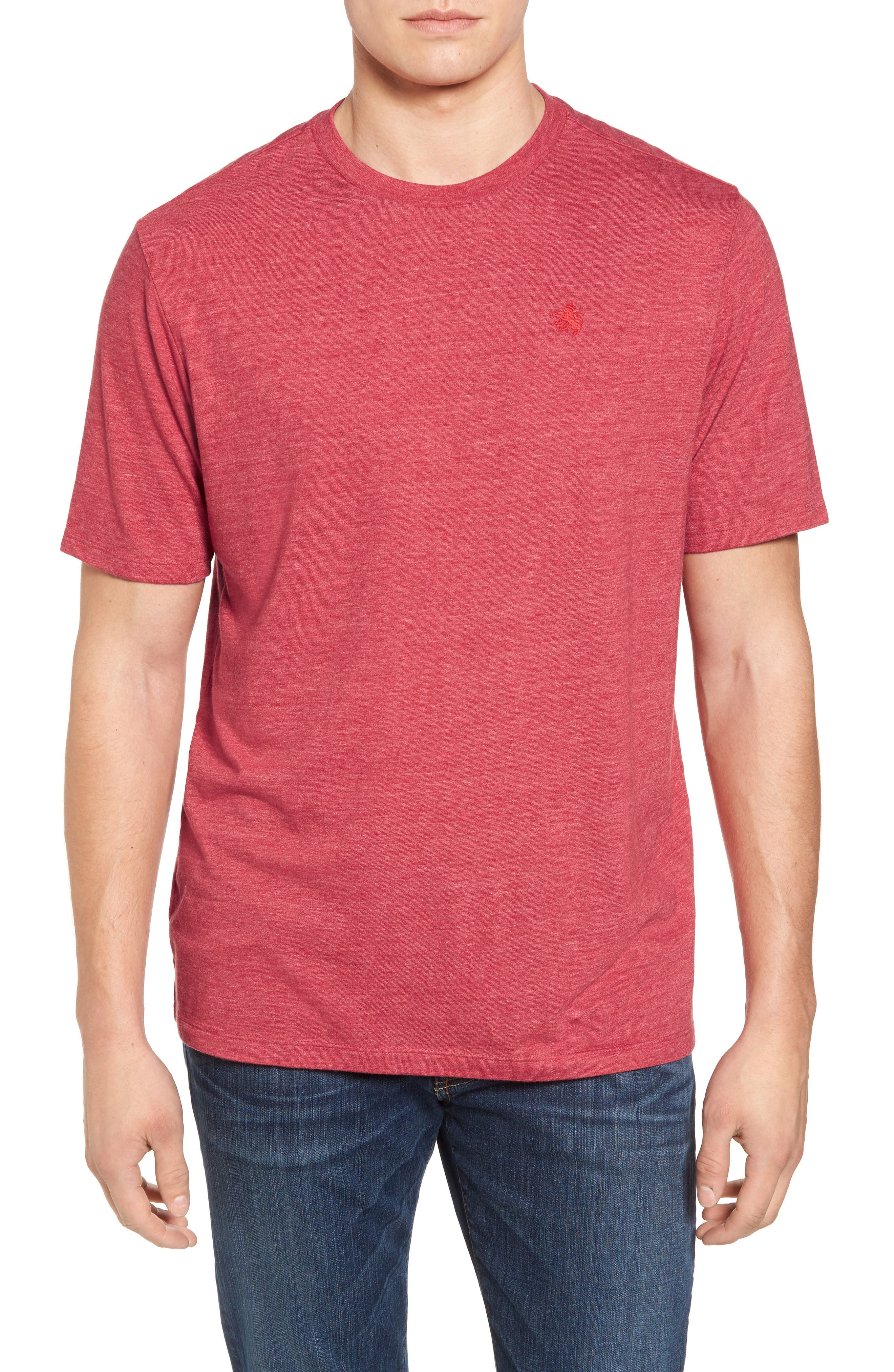 For the Good Life Graphic T-Shirt,                         Main,                         color, Red Heat