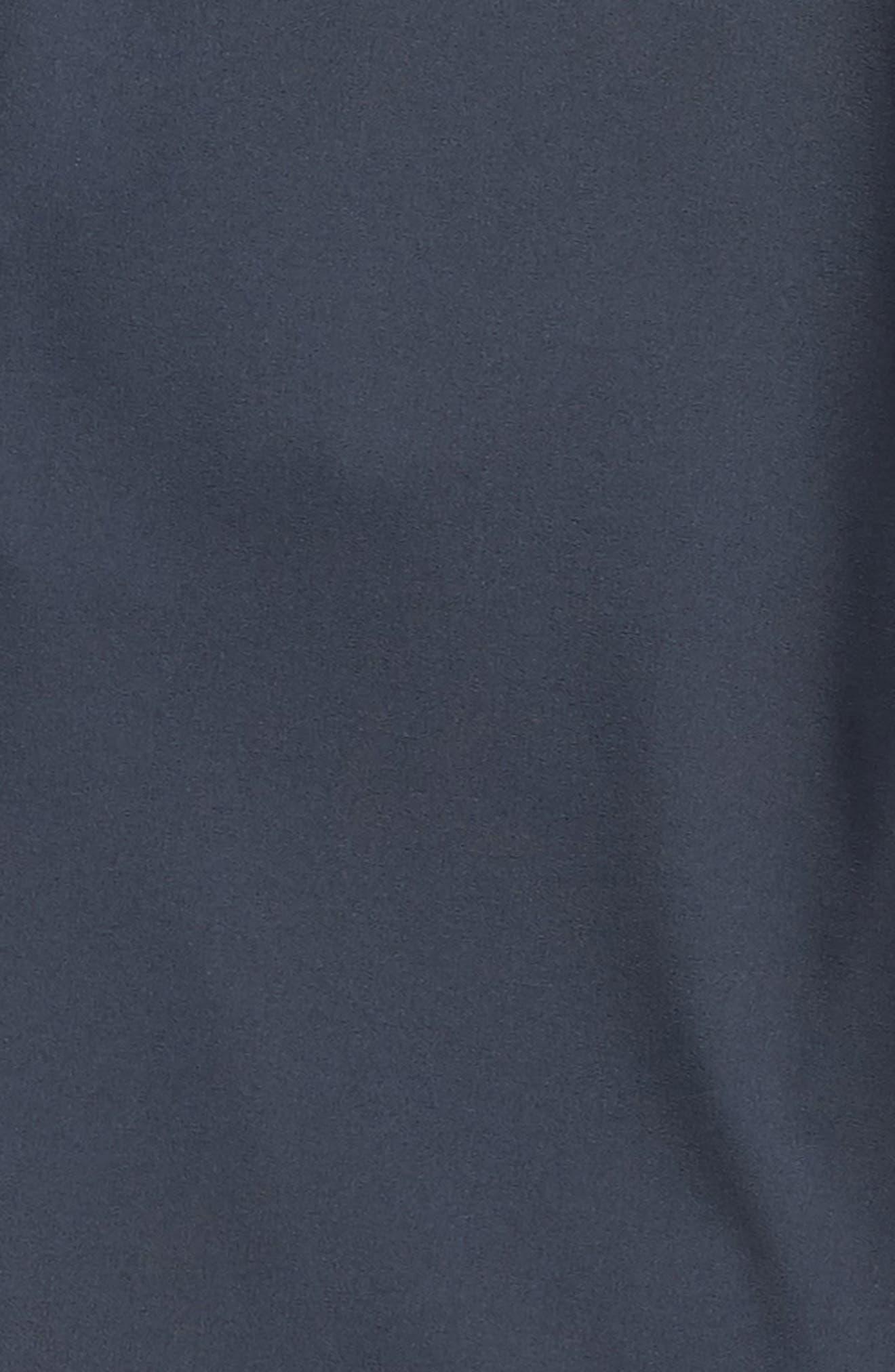 Loaded Hybrid Board Shorts,                             Alternate thumbnail 3, color,                             Slate