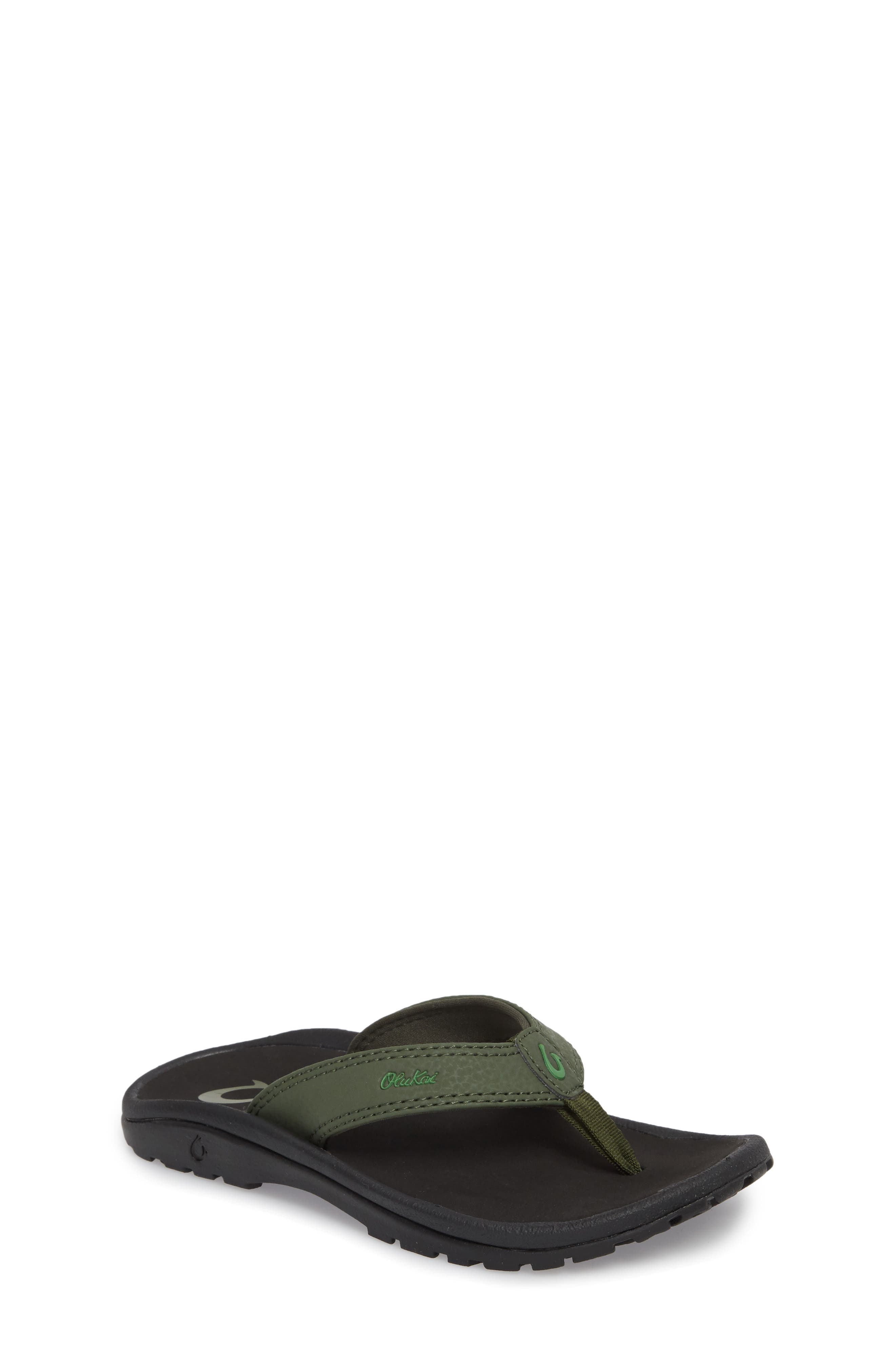 OluKai 'Ohana' Sandal (Toddler, Little Kid & Big Kid)
