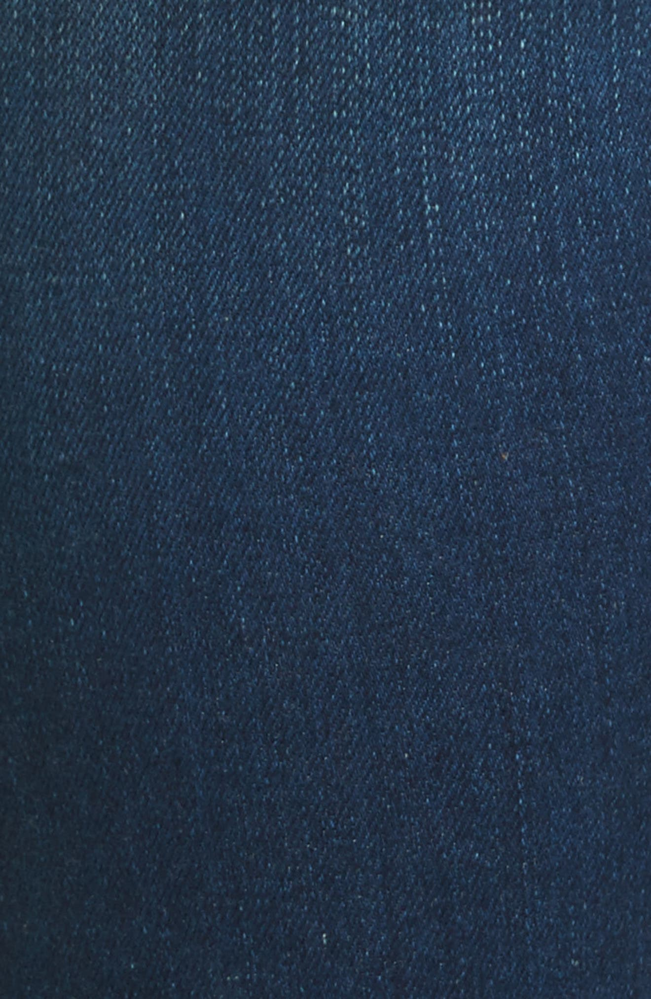 Le High Skinny Ankle Jeans,                             Alternate thumbnail 5, color,                             Murray Field