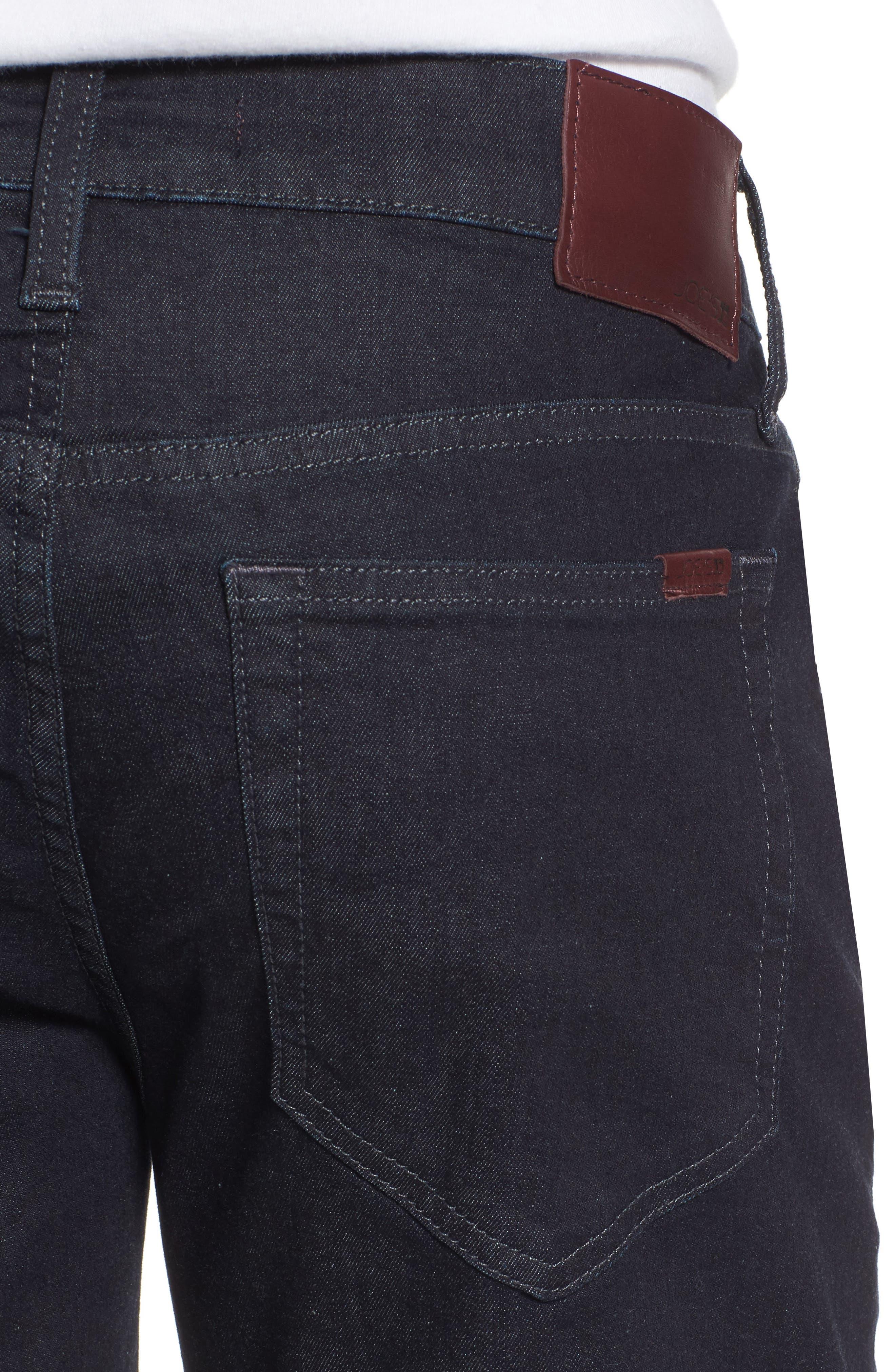 Alternate Image 4  - Joe's Brixton Slim Straight Leg Jeans (Hart)
