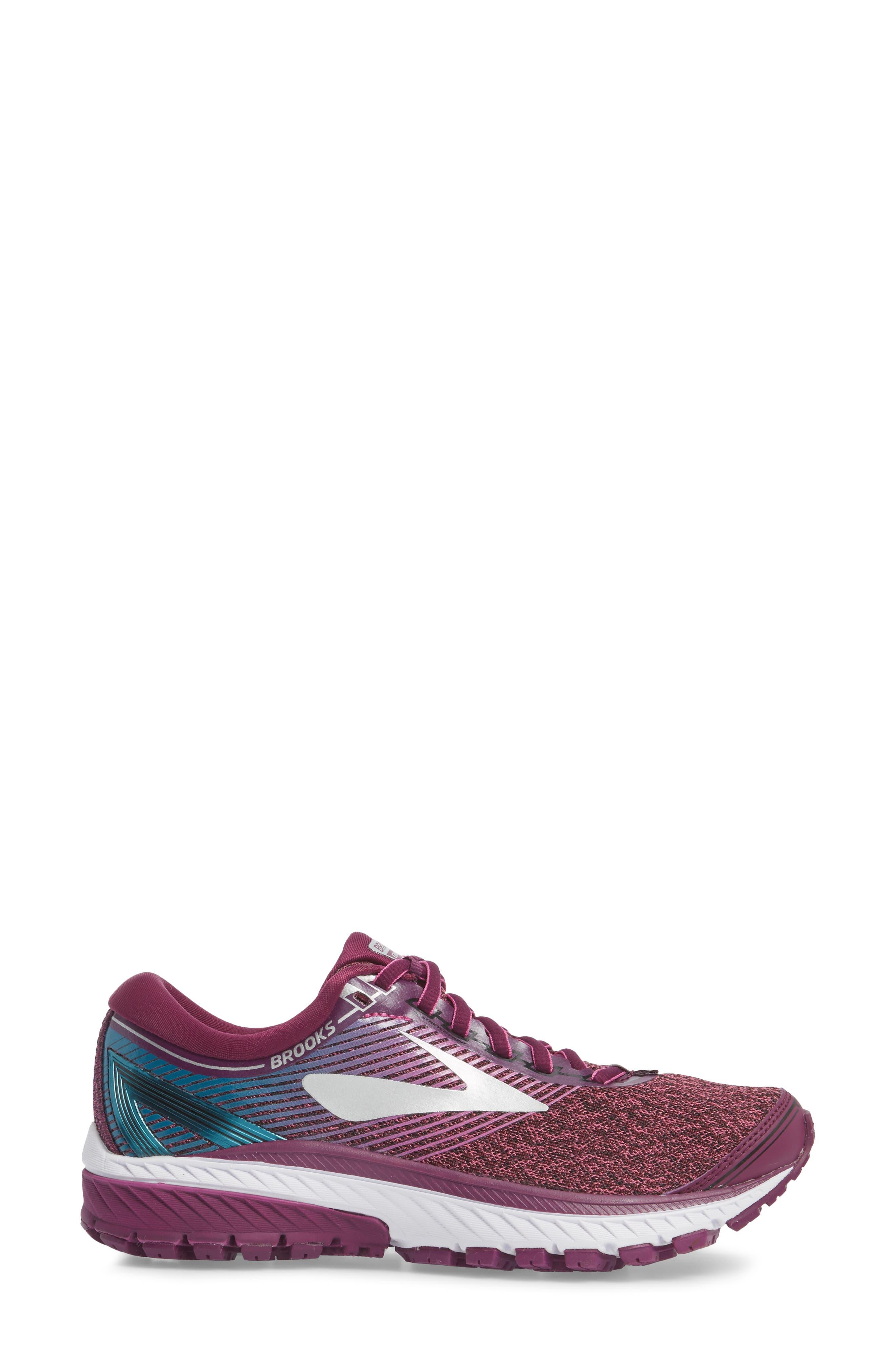 Alternate Image 3  - Brooks Ghost 10 Running Shoe (Women)