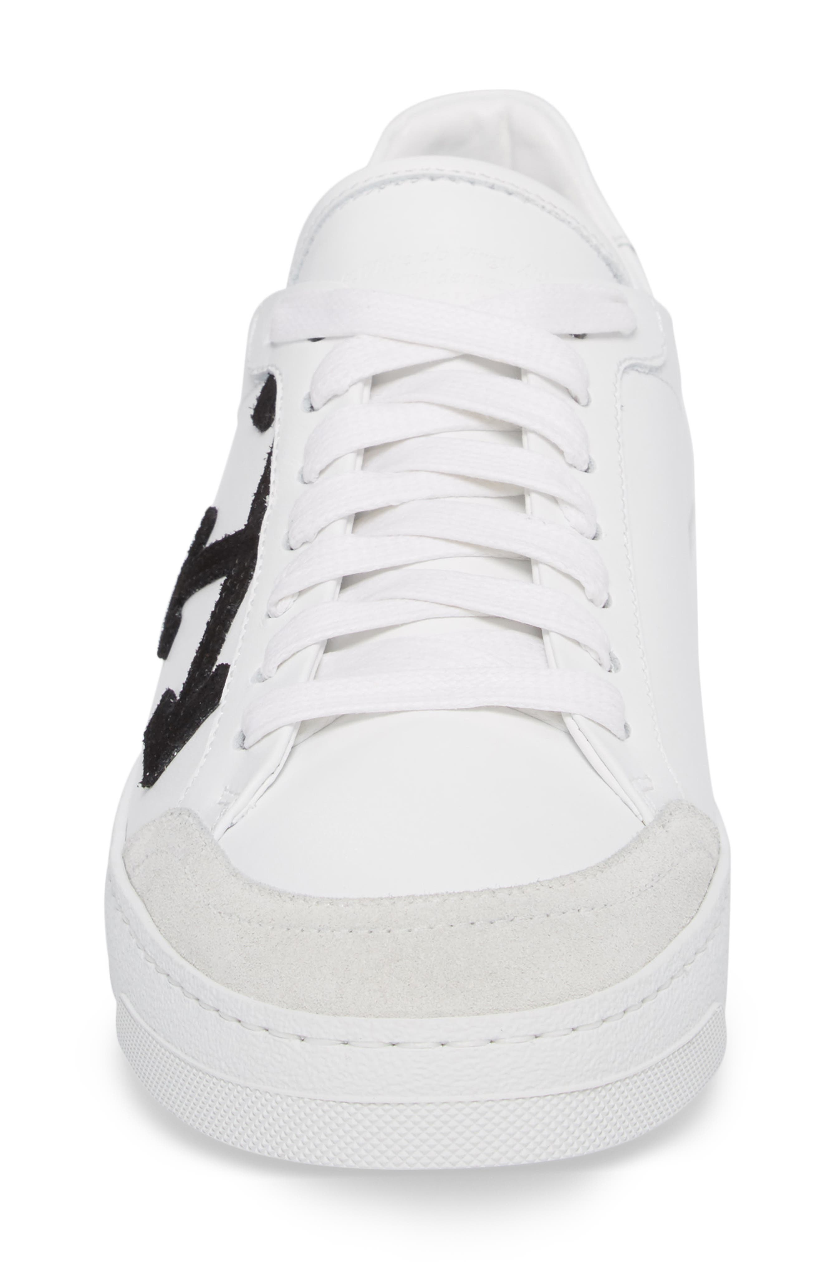 Alternate Image 4  - Off-White Arrow Sneaker (Women)