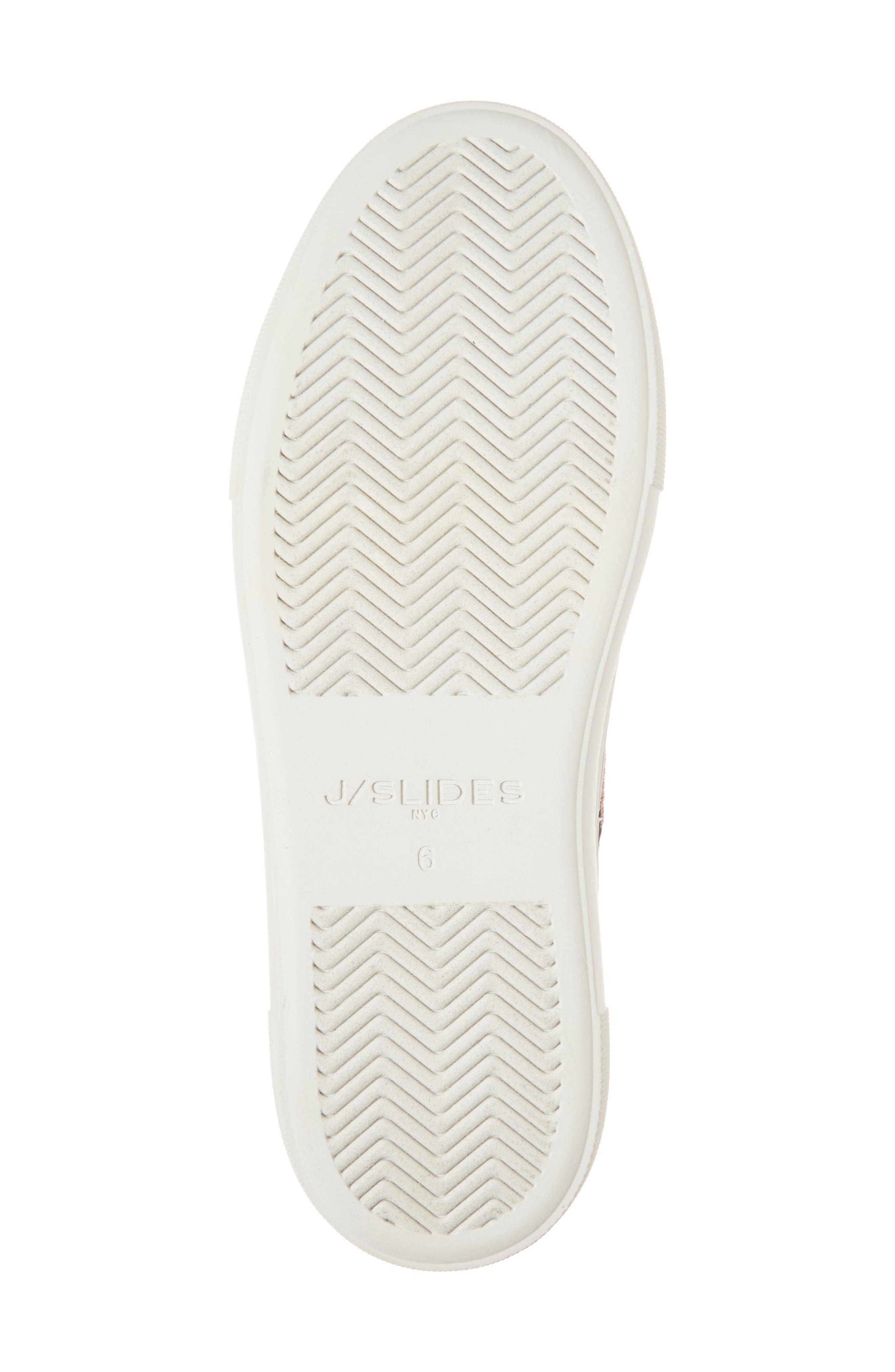 Alternate Image 6  - JSlides Assure Embroidered Platform Sneaker (Women)