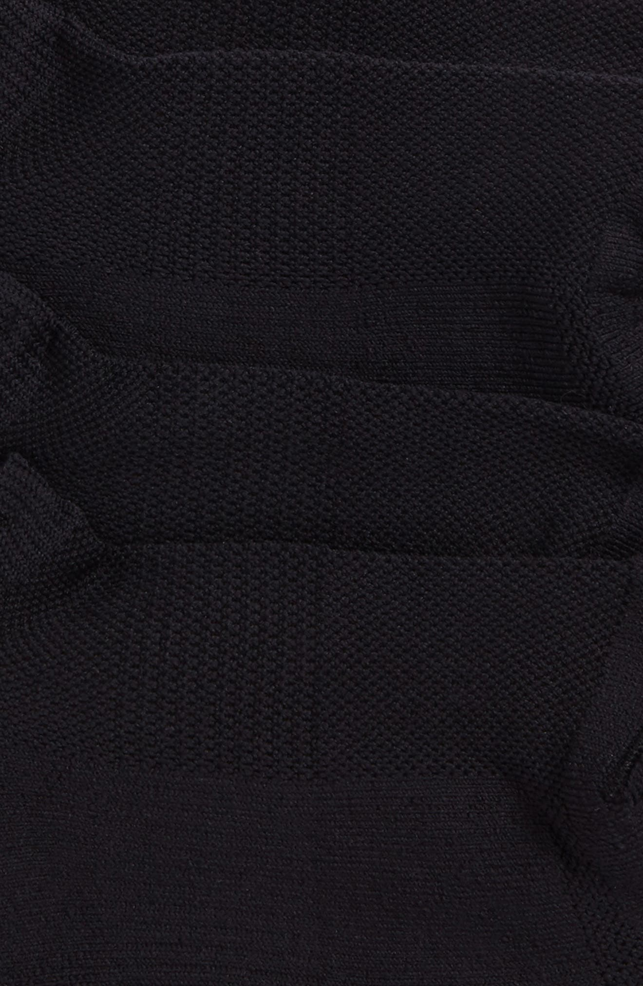 Tech-Smart 2-Pack No-Show Socks,                             Alternate thumbnail 2, color,                             Black